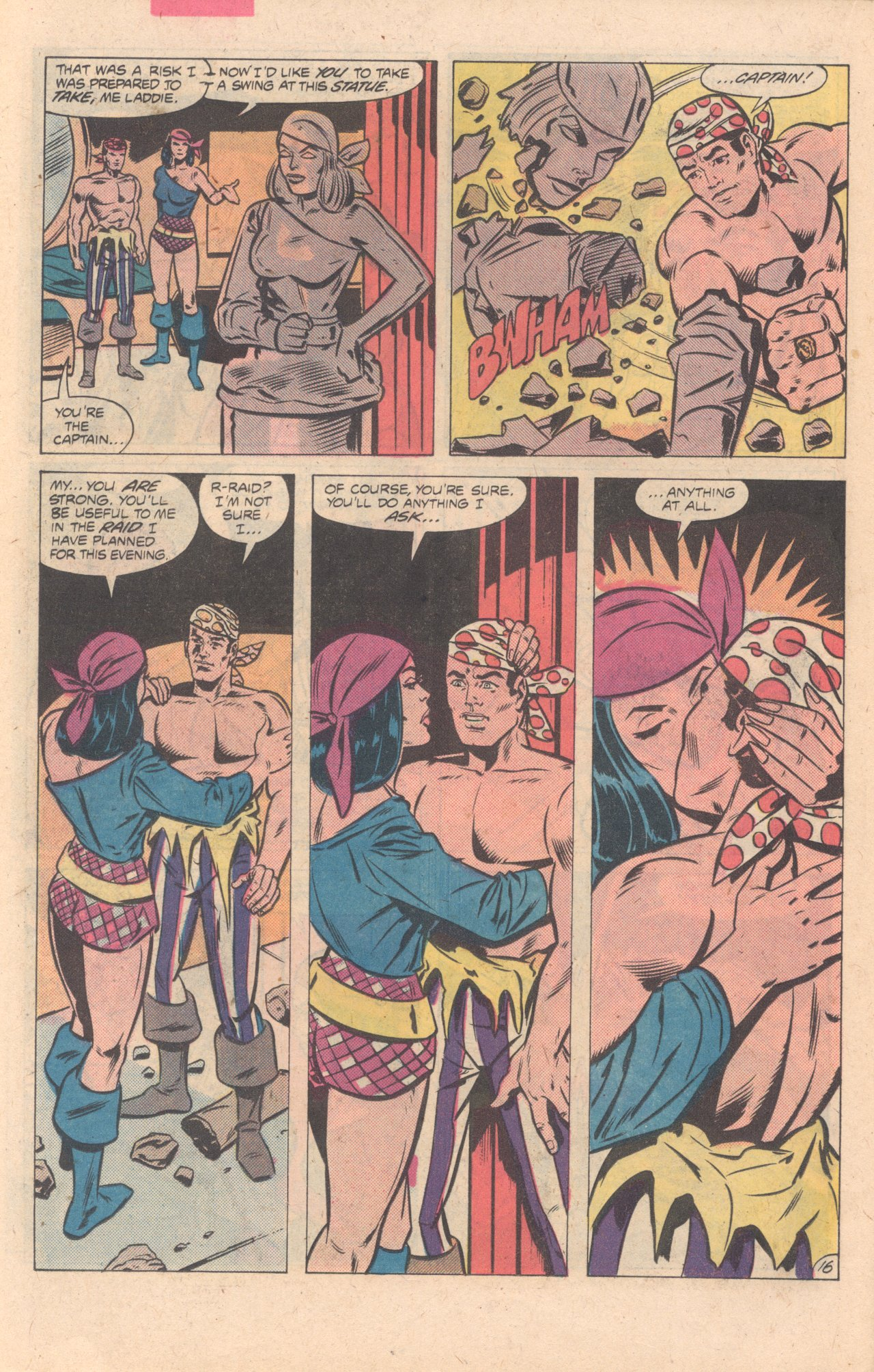 Legion of Super-Heroes (1980) 274 Page 16
