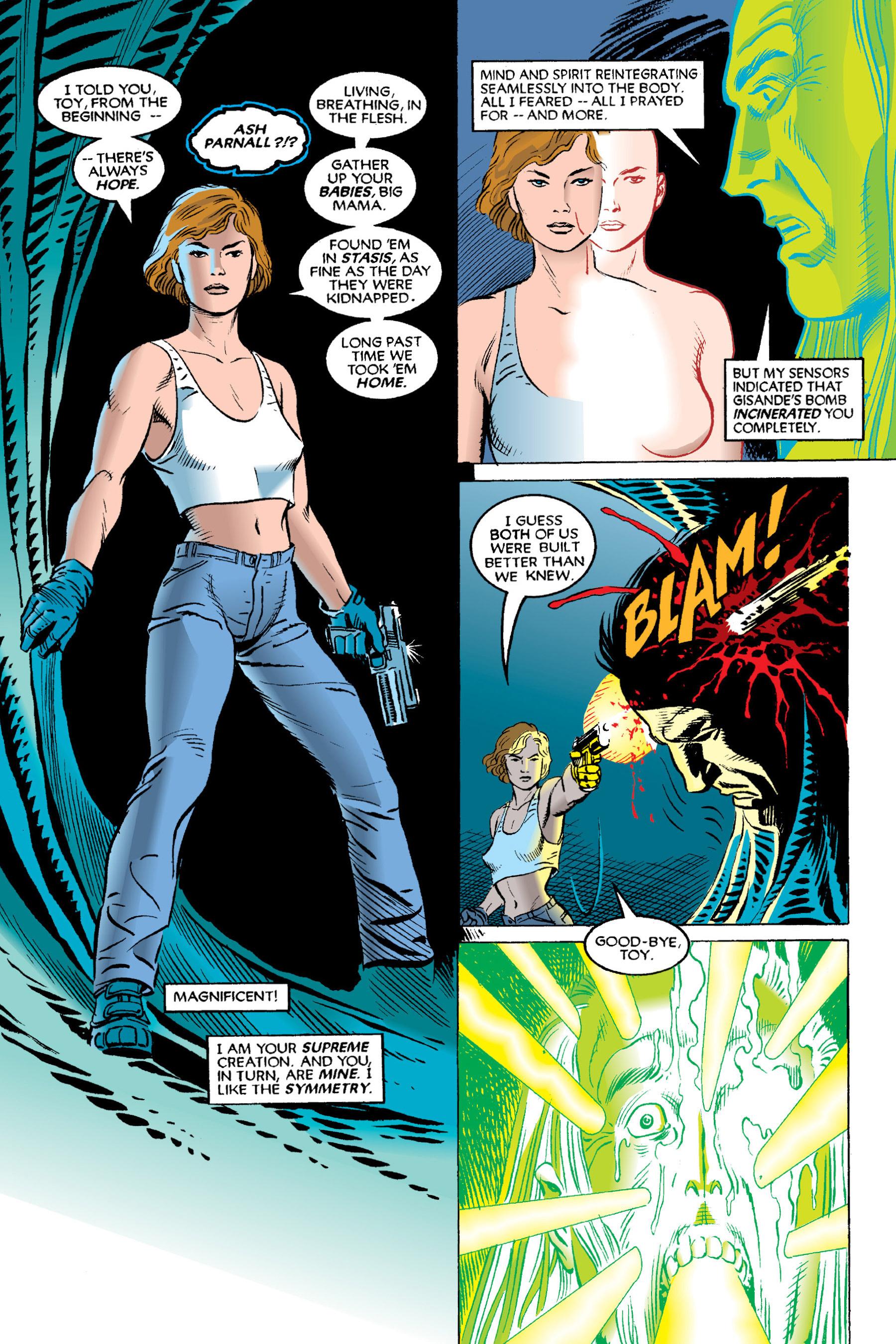Read online Aliens vs. Predator Omnibus comic -  Issue # _TPB 2 Part 3 - 77