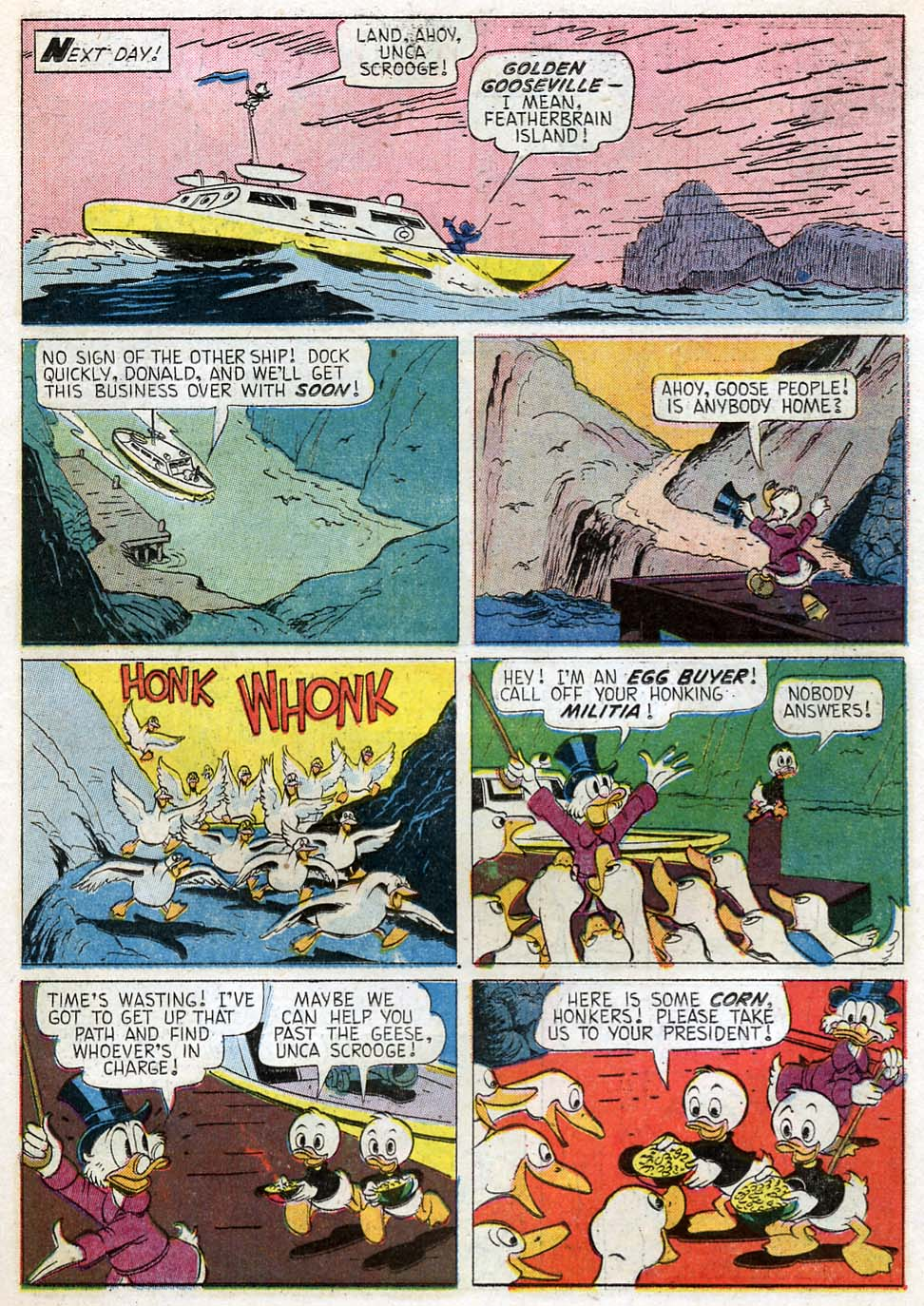 Read online Uncle Scrooge (1953) comic -  Issue #45 - 15