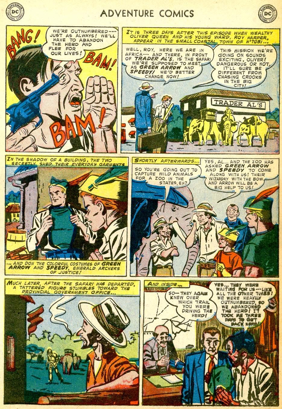 Read online Adventure Comics (1938) comic -  Issue #191 - 35