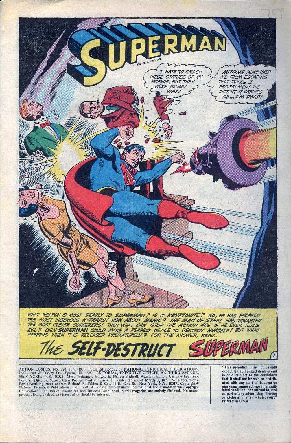 Action Comics (1938) 390 Page 2