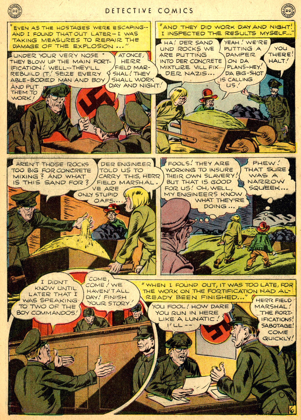 Read online Detective Comics (1937) comic -  Issue #98 - 44