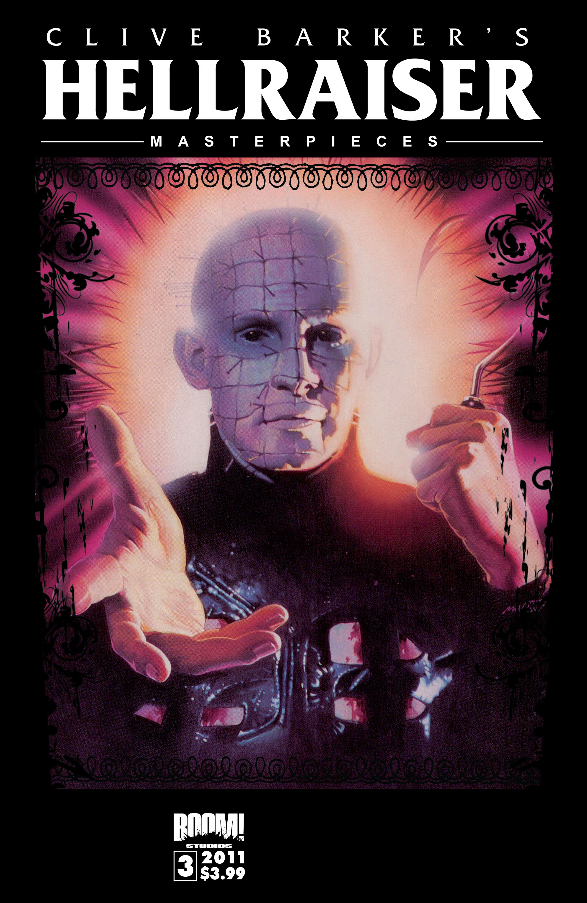 Clive Barkers Hellraiser Masterpieces 3 Page 1