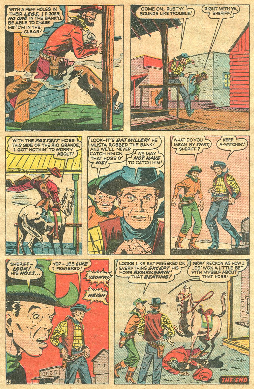 Read online Two-Gun Kid comic -  Issue #1 - 17