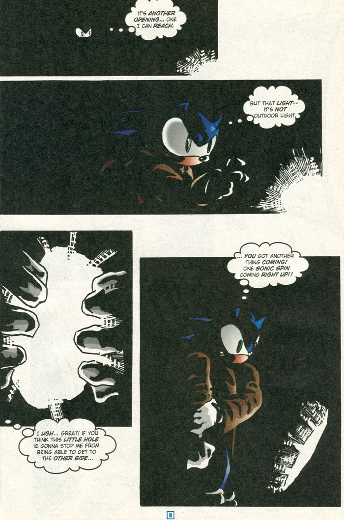 Read online Sonic Super Special comic -  Issue #15 - Naugus games - 11