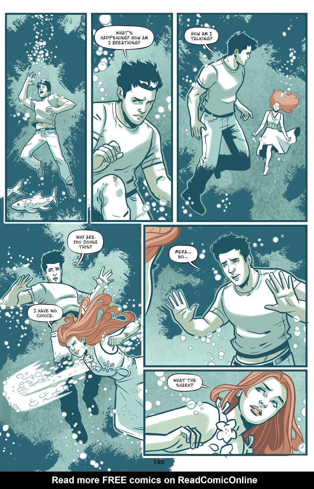 Read online Mera: Tidebreaker comic -  Issue # TPB (Part 2) - 40