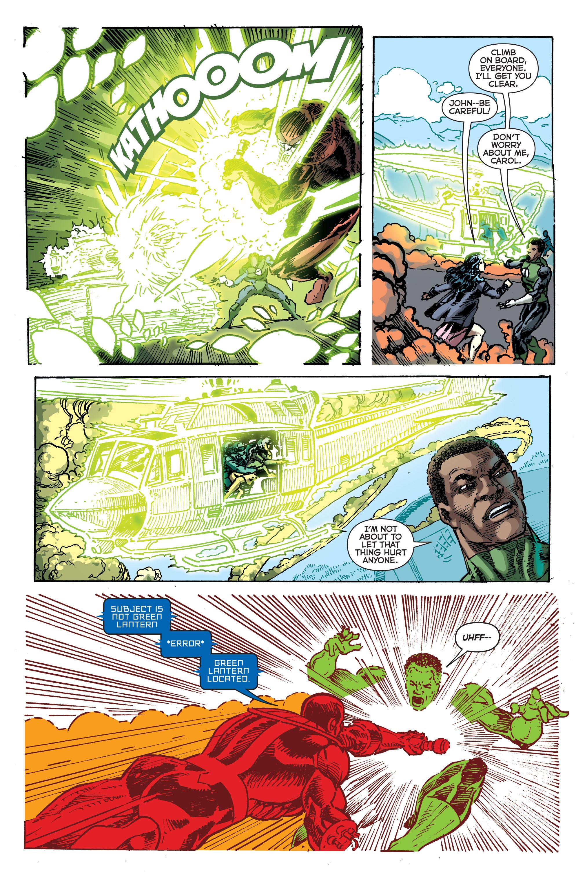 Read online Secret Origins (2014) comic -  Issue #9 - 33
