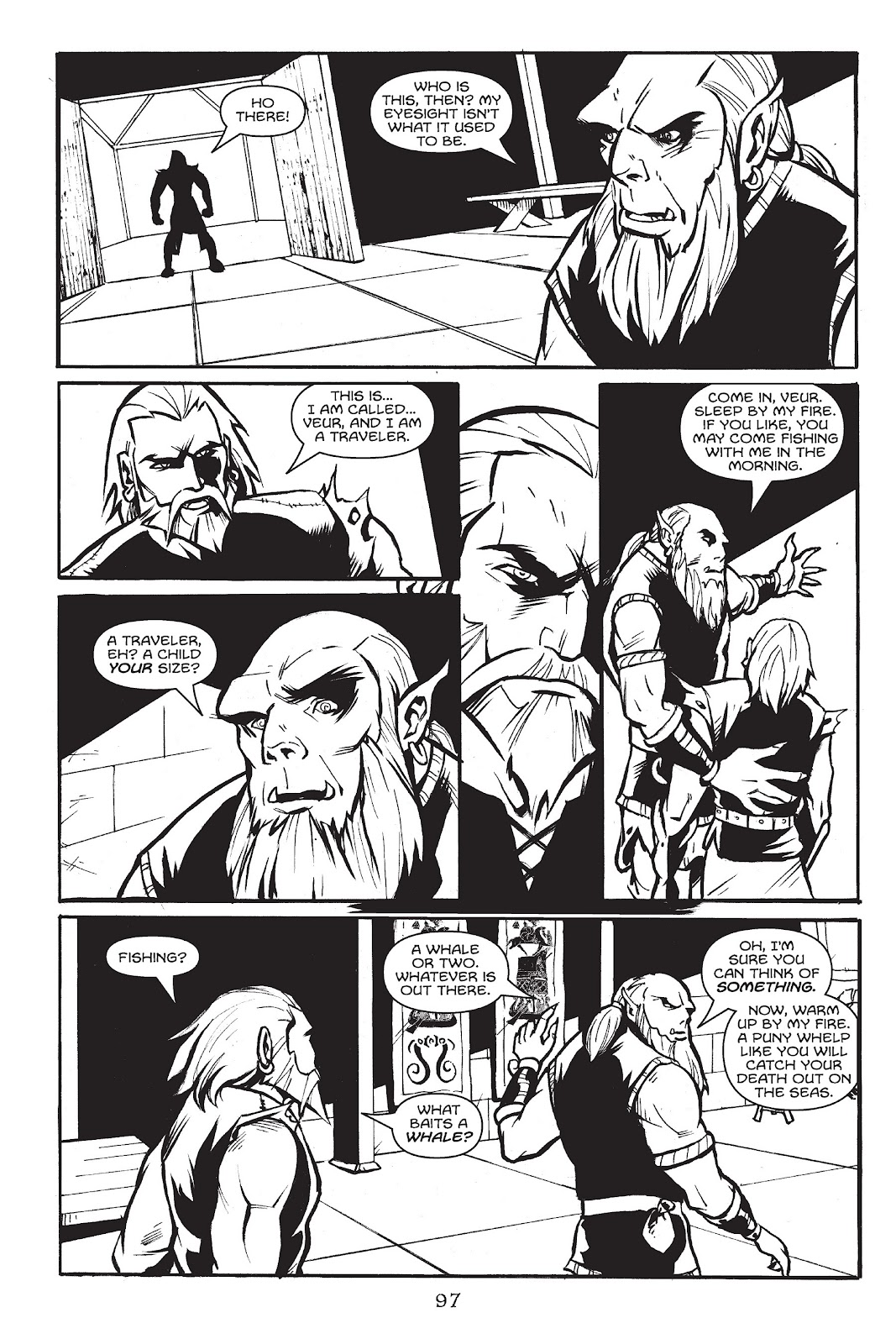 Read online Gods of Asgard comic -  Issue # TPB (Part 1) - 98