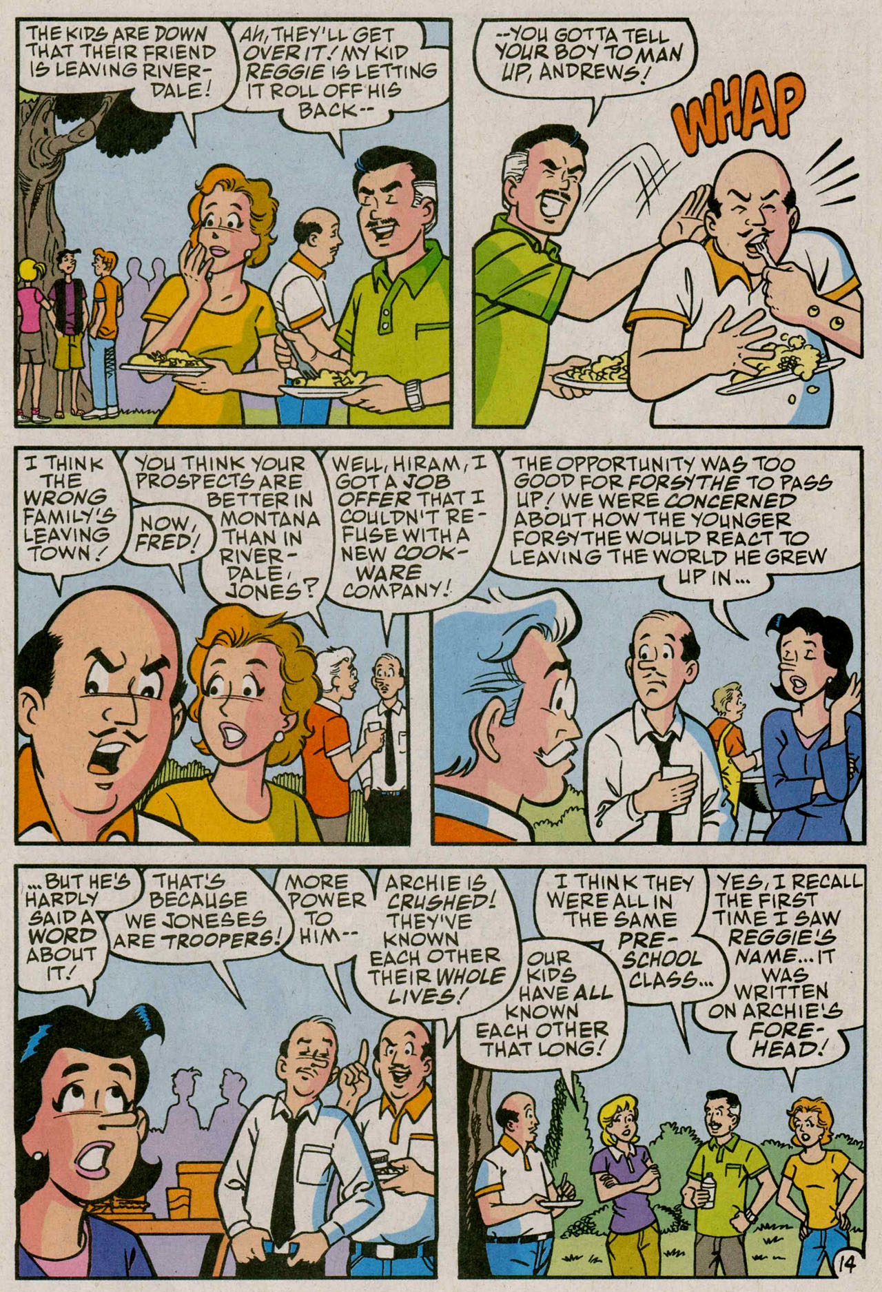 Read online Archie (1960) comic -  Issue #587 - 15