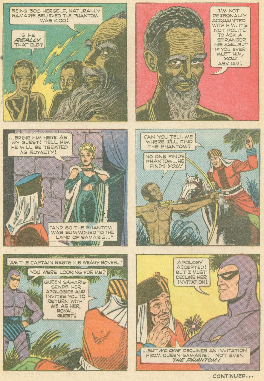 The Phantom (1962) issue 17 - Page 17