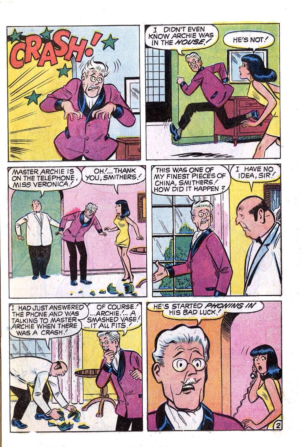 Read online Archie (1960) comic -  Issue #201 - 21