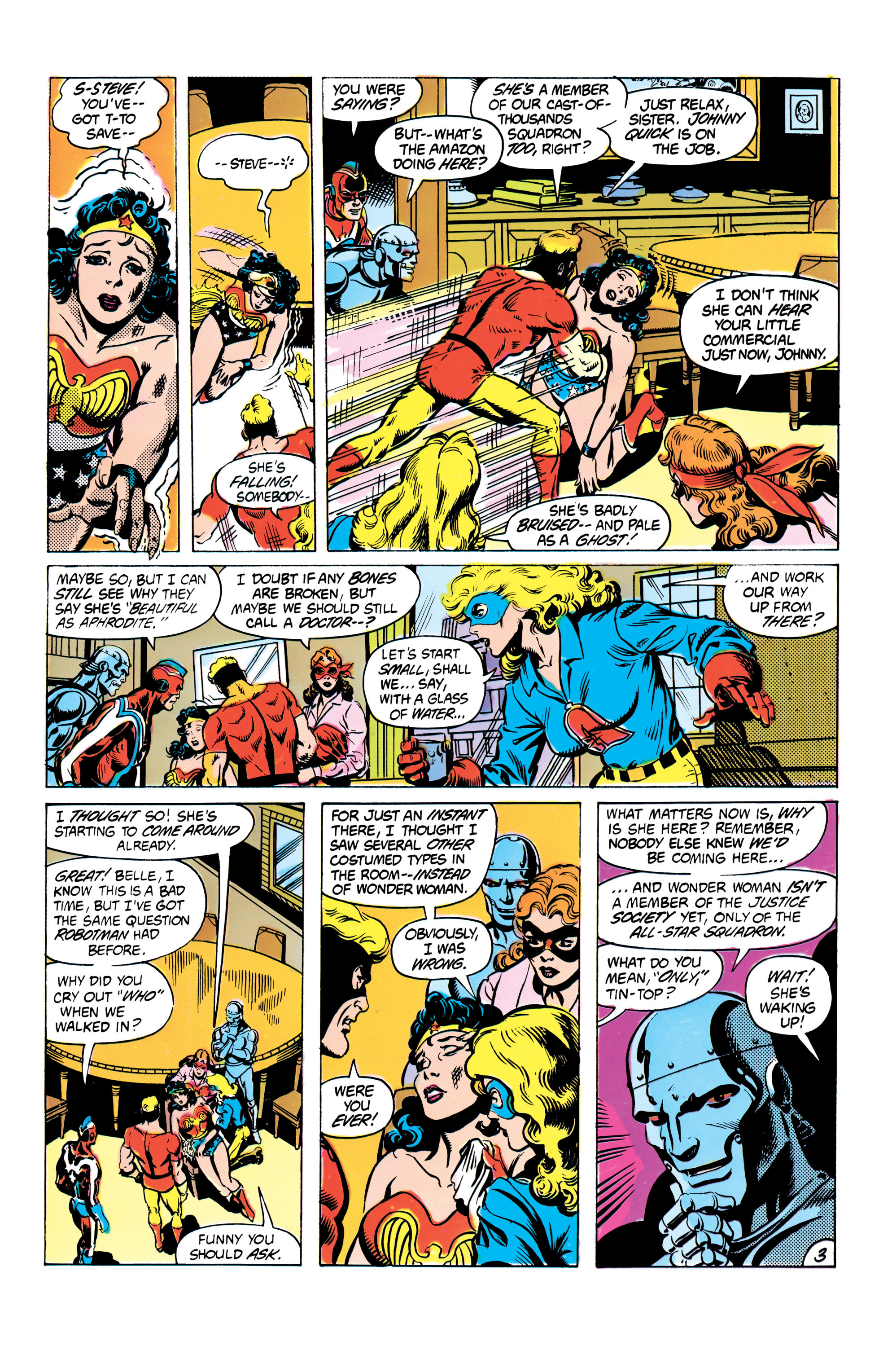 Read online All-Star Squadron comic -  Issue #16 - 4
