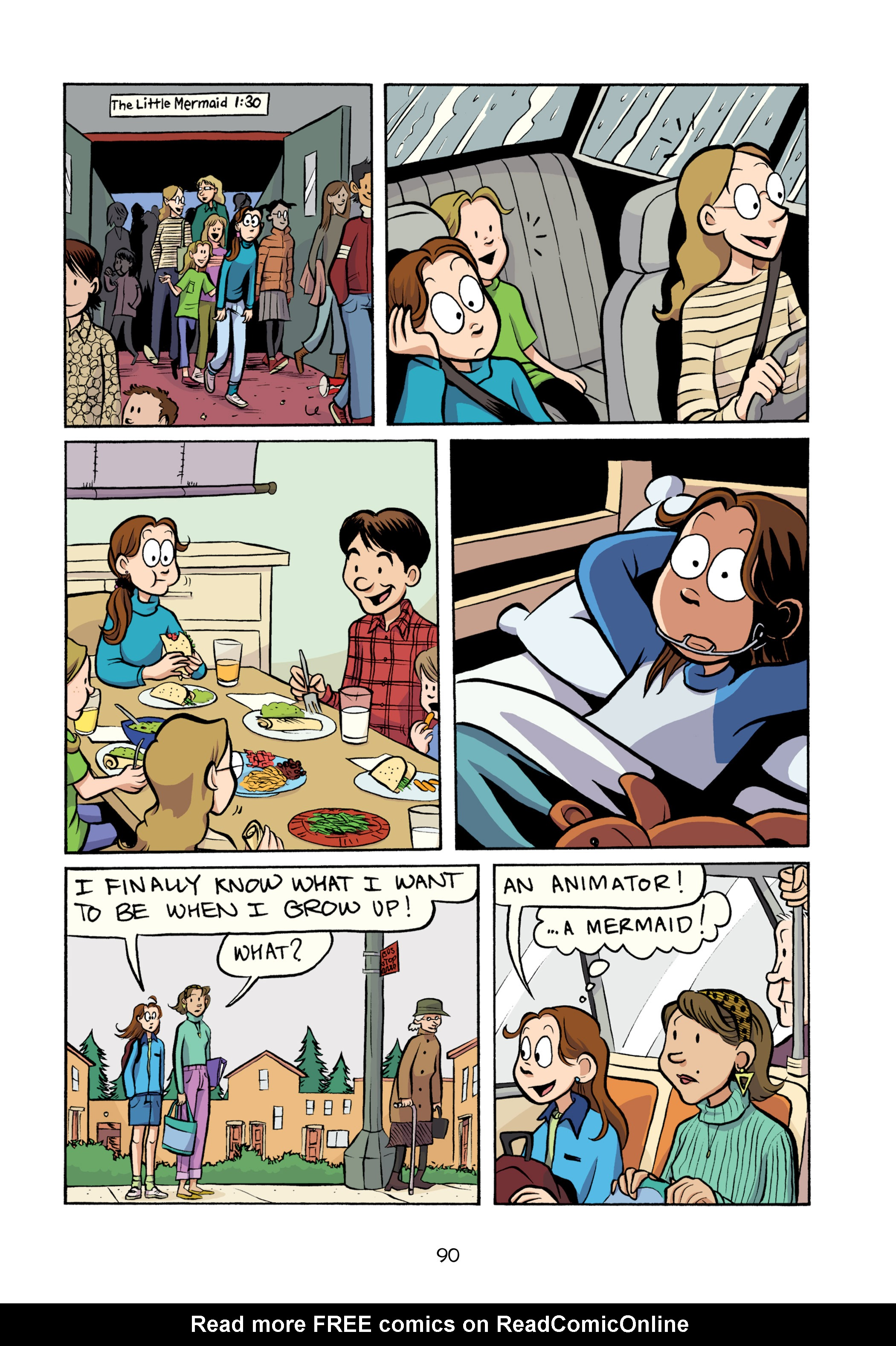 Read online Smile comic -  Issue # TPB - 96