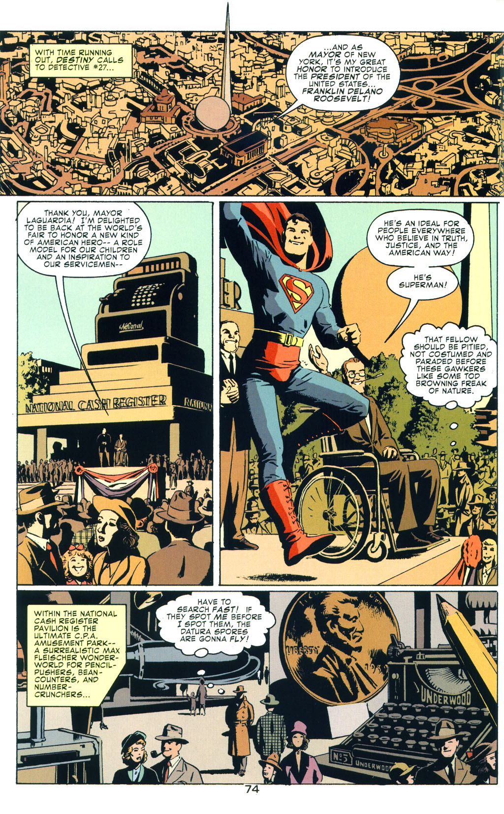 Read online Batman: Detective #27 comic -  Issue #27 TPB - 80