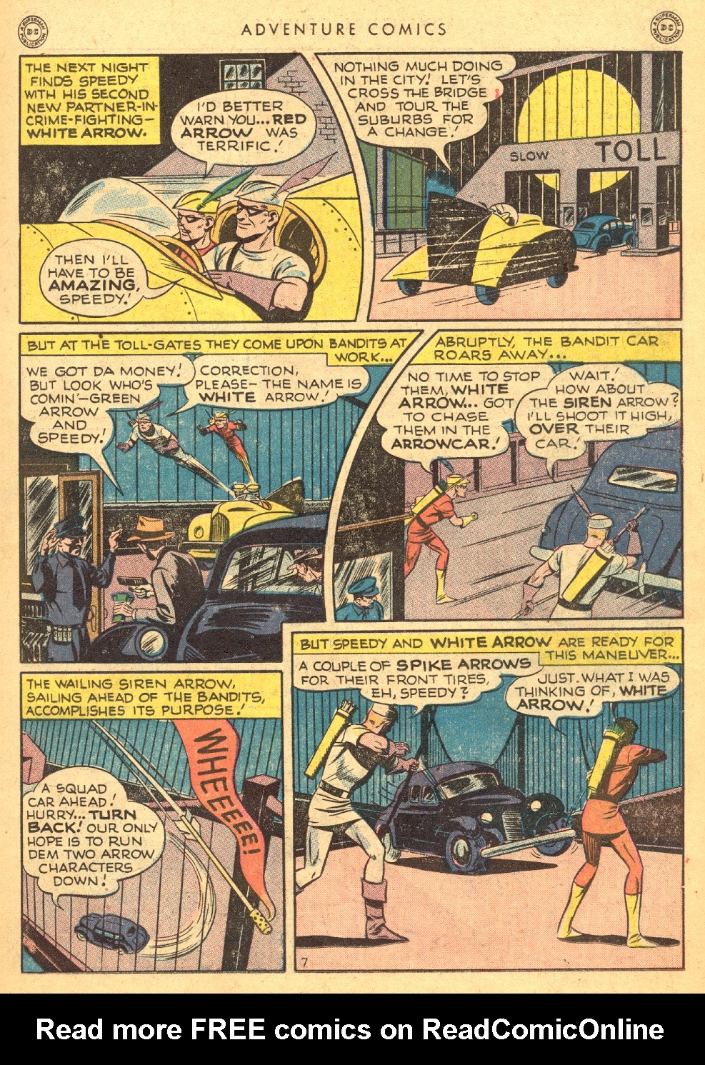 Read online Adventure Comics (1938) comic -  Issue #133 - 21