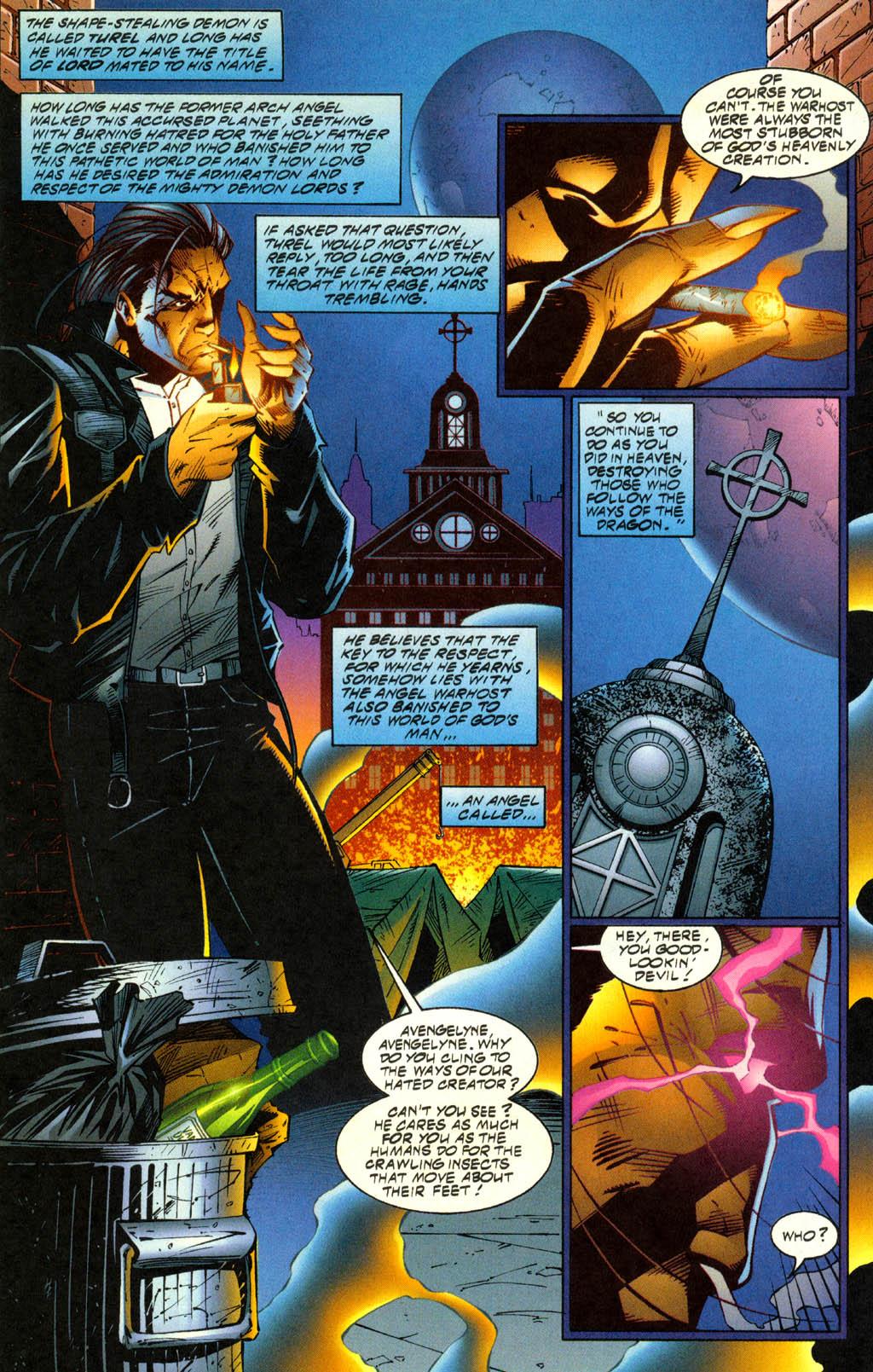 Read online Avengelyne (1996) comic -  Issue #4 - 6