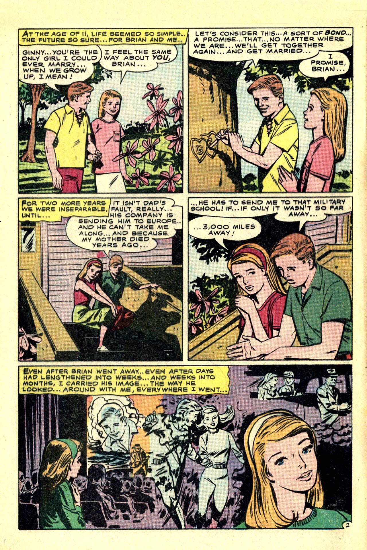 Read online Secret Hearts comic -  Issue #121 - 4
