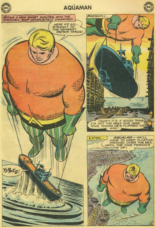 Read online Aquaman (1962) comic -  Issue #14 - 8