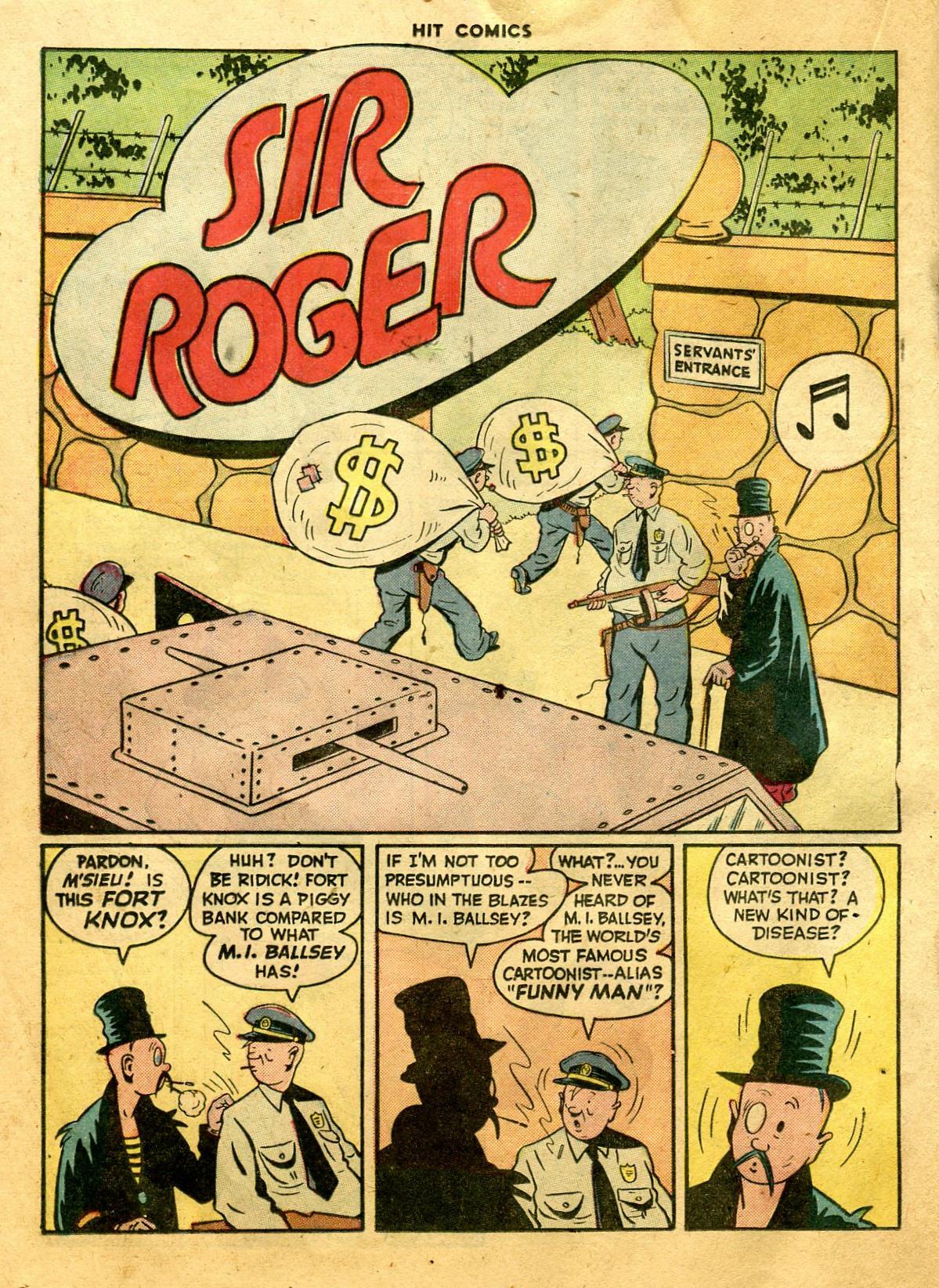 Read online Hit Comics comic -  Issue #44 - 24
