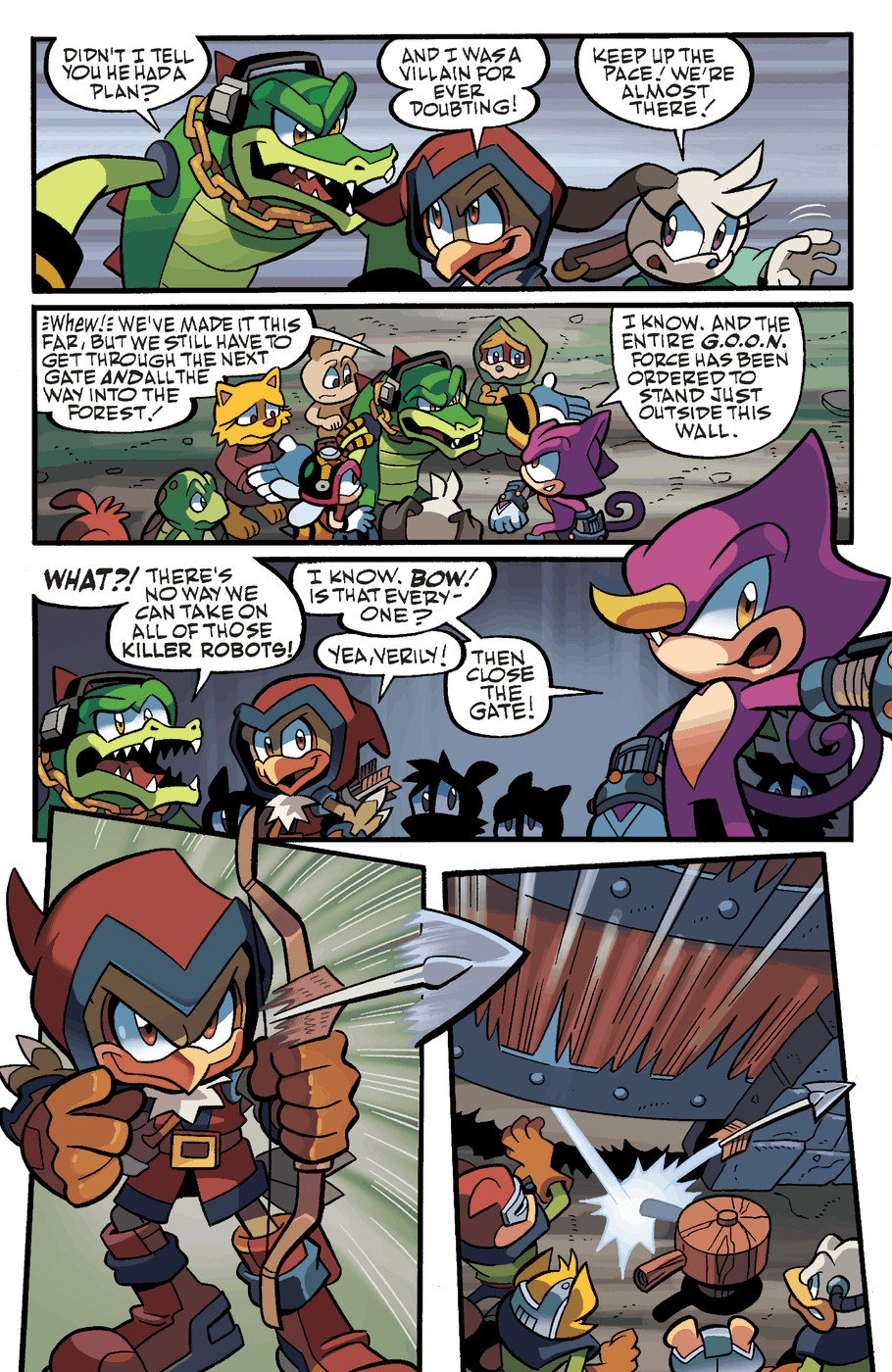 Read online Sonic Universe comic -  Issue #47 - 18