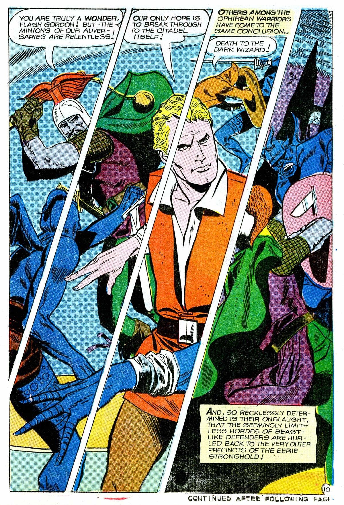 Flash Gordon (1969) issue 16 - Page 11