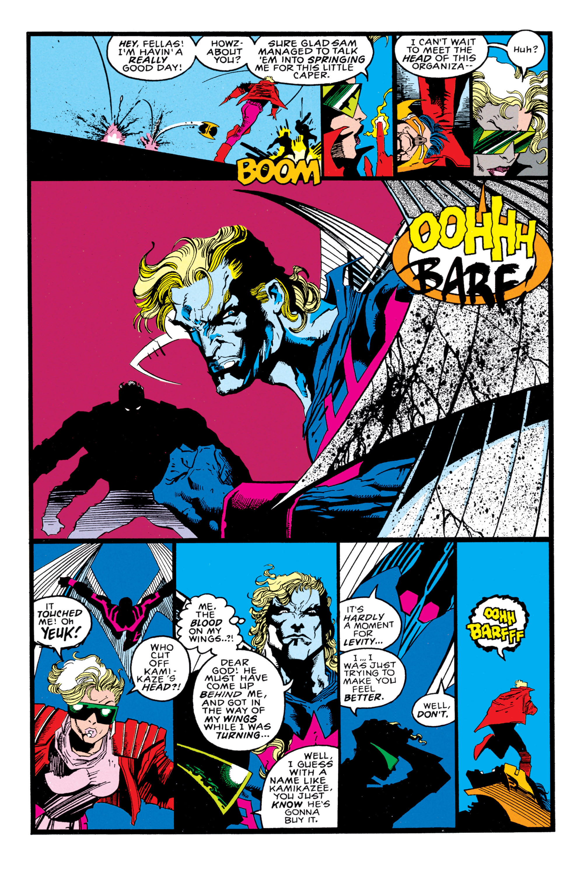 Read online X-Factor (1986) comic -  Issue #85 - 17