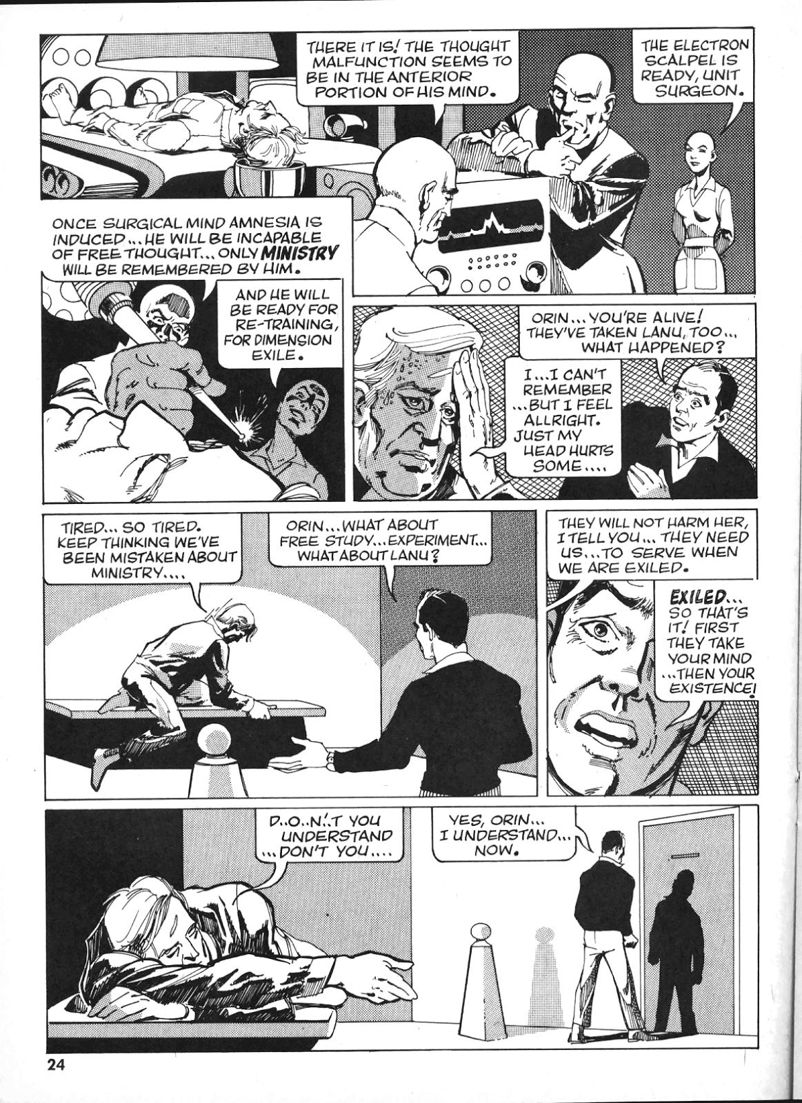 Creepy (1964) Issue #25 #25 - English 24