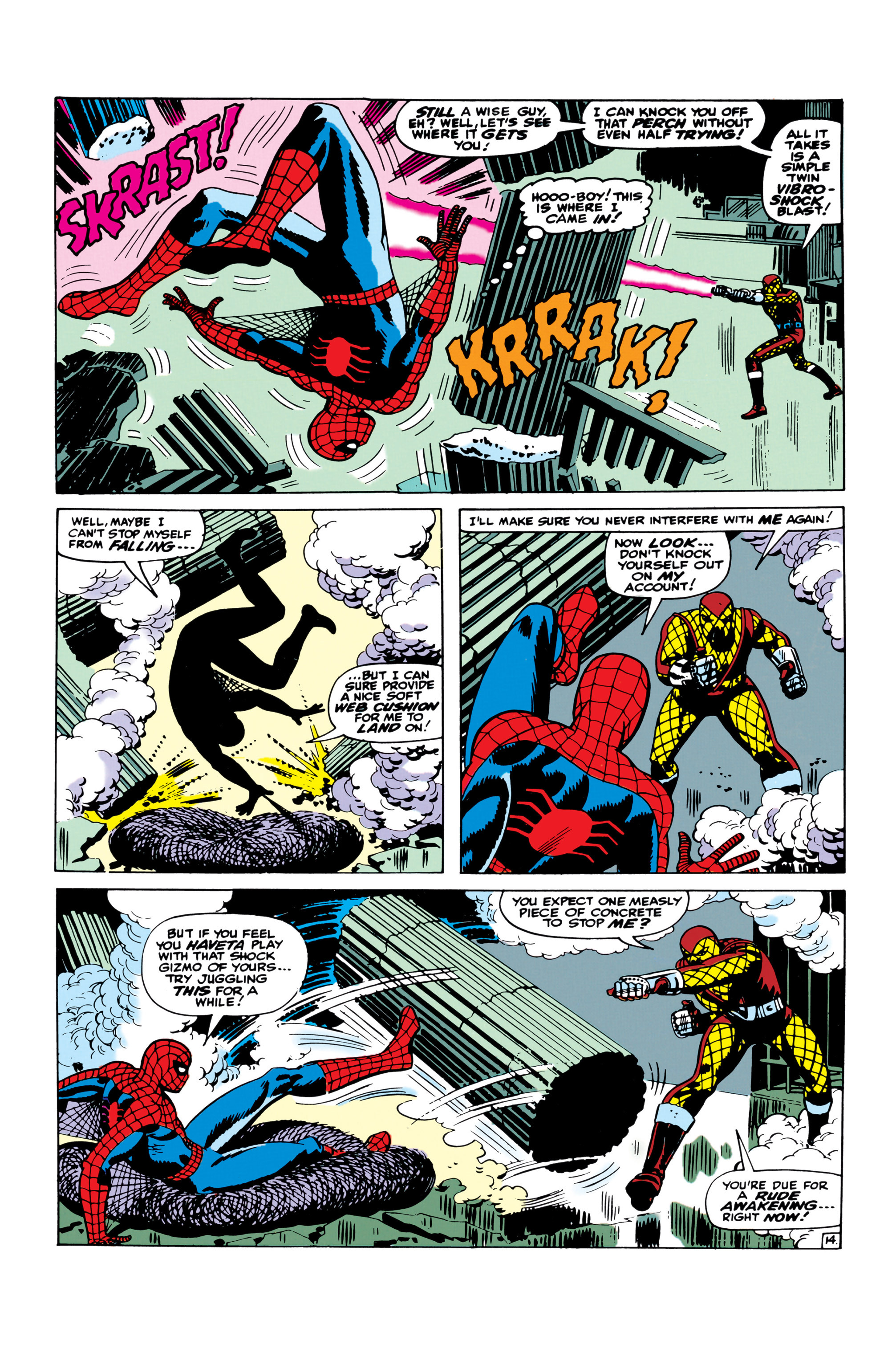 The Amazing Spider-Man (1963) 46 Page 14