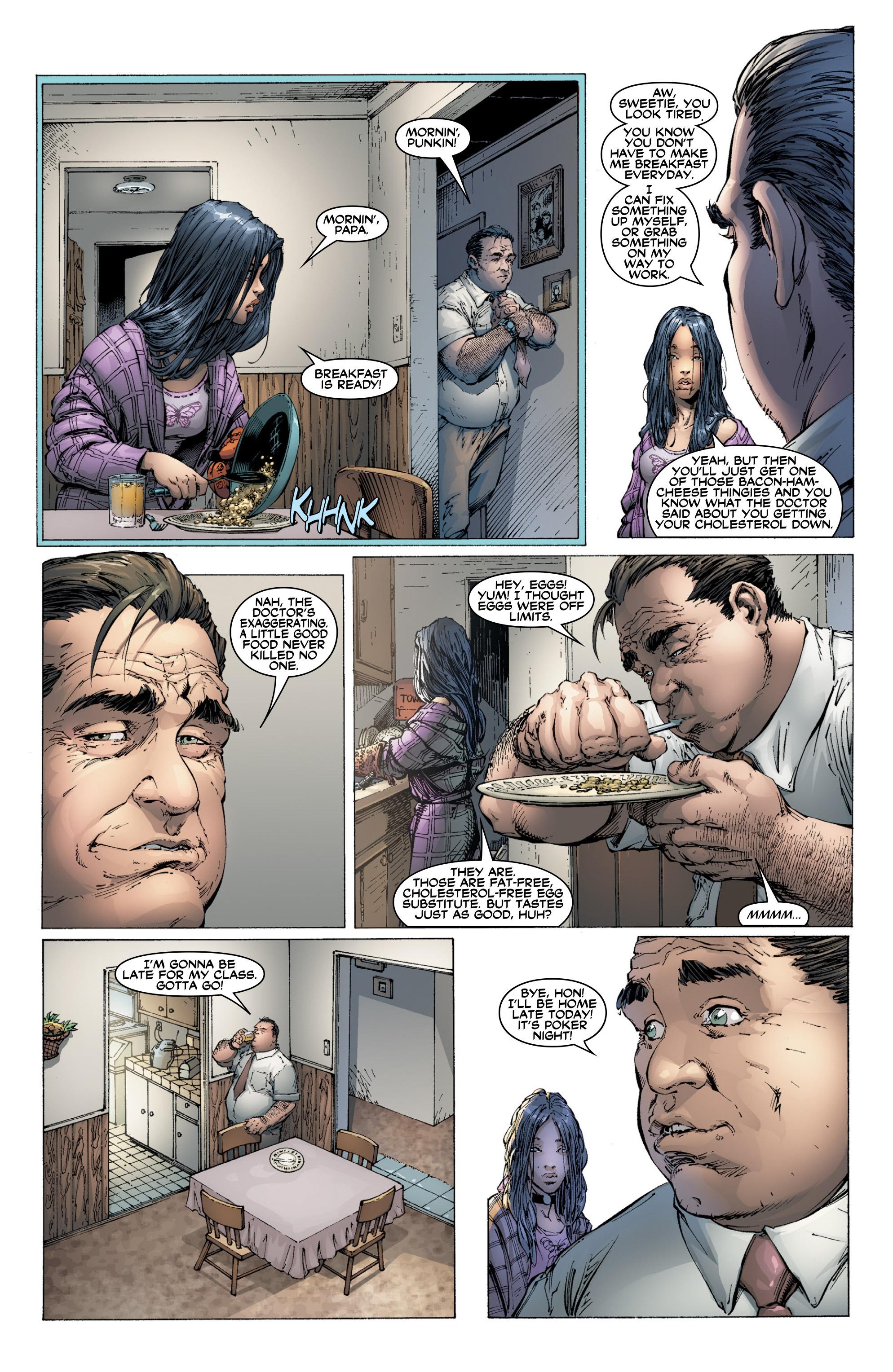 Read online Wraithborn Redux comic -  Issue #1 - 11