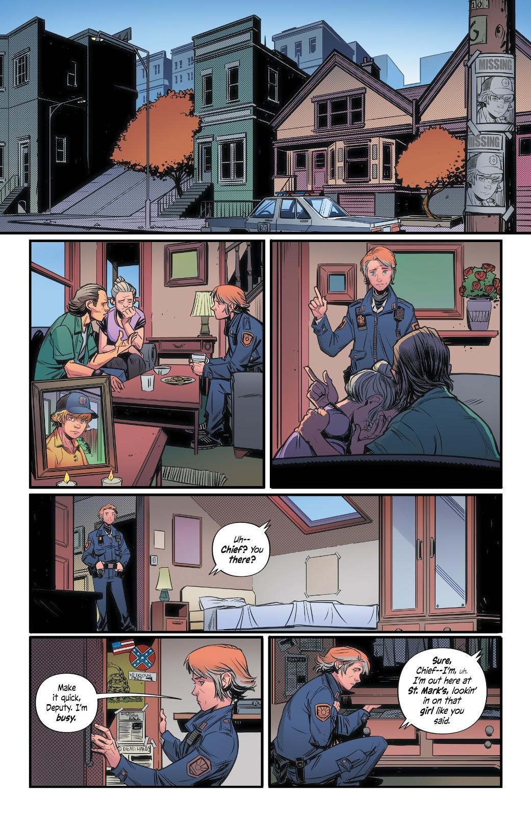 Read online Alienated comic -  Issue #3 - 13