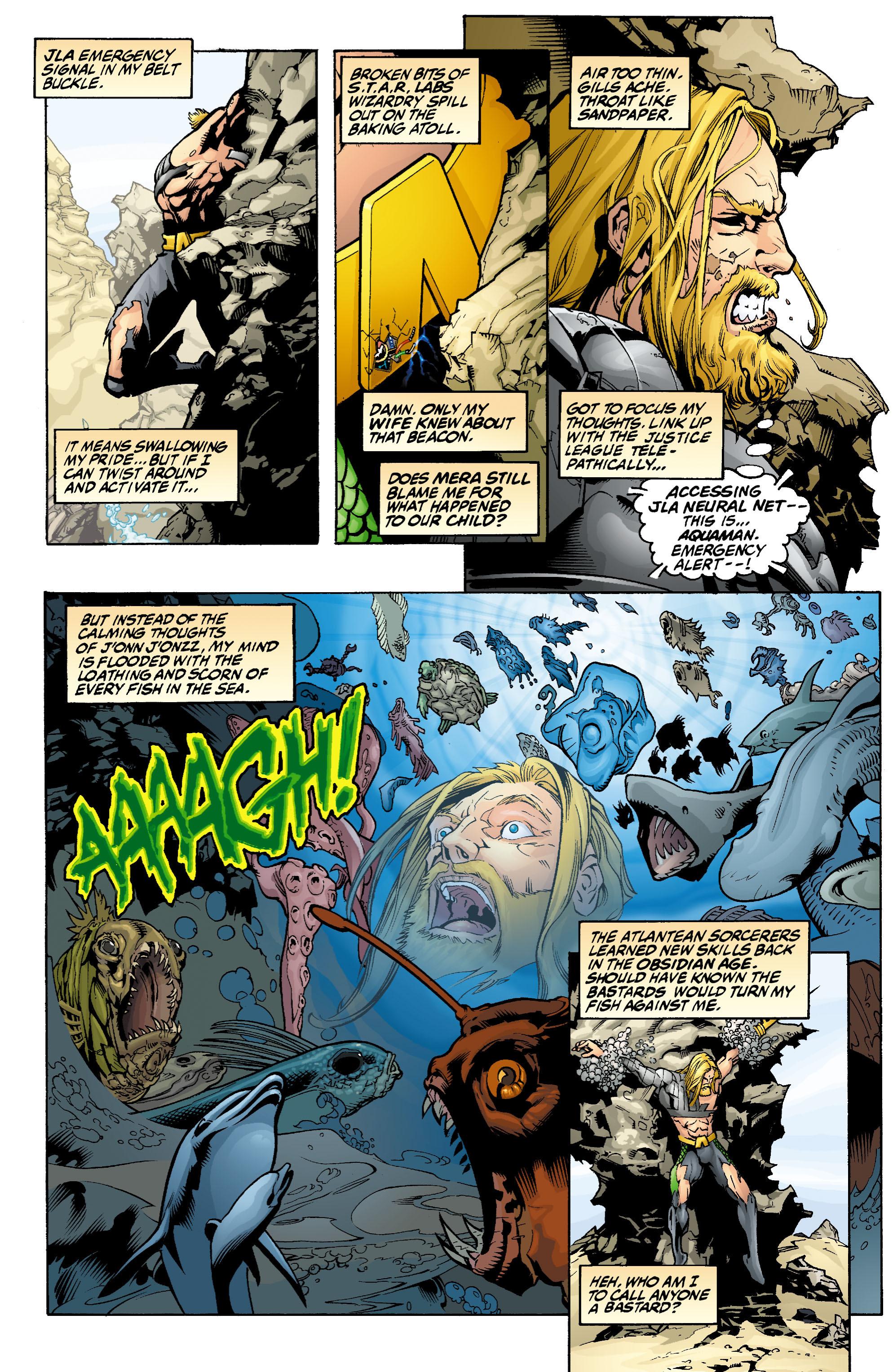 Read online Aquaman (2003) comic -  Issue #1 - 9