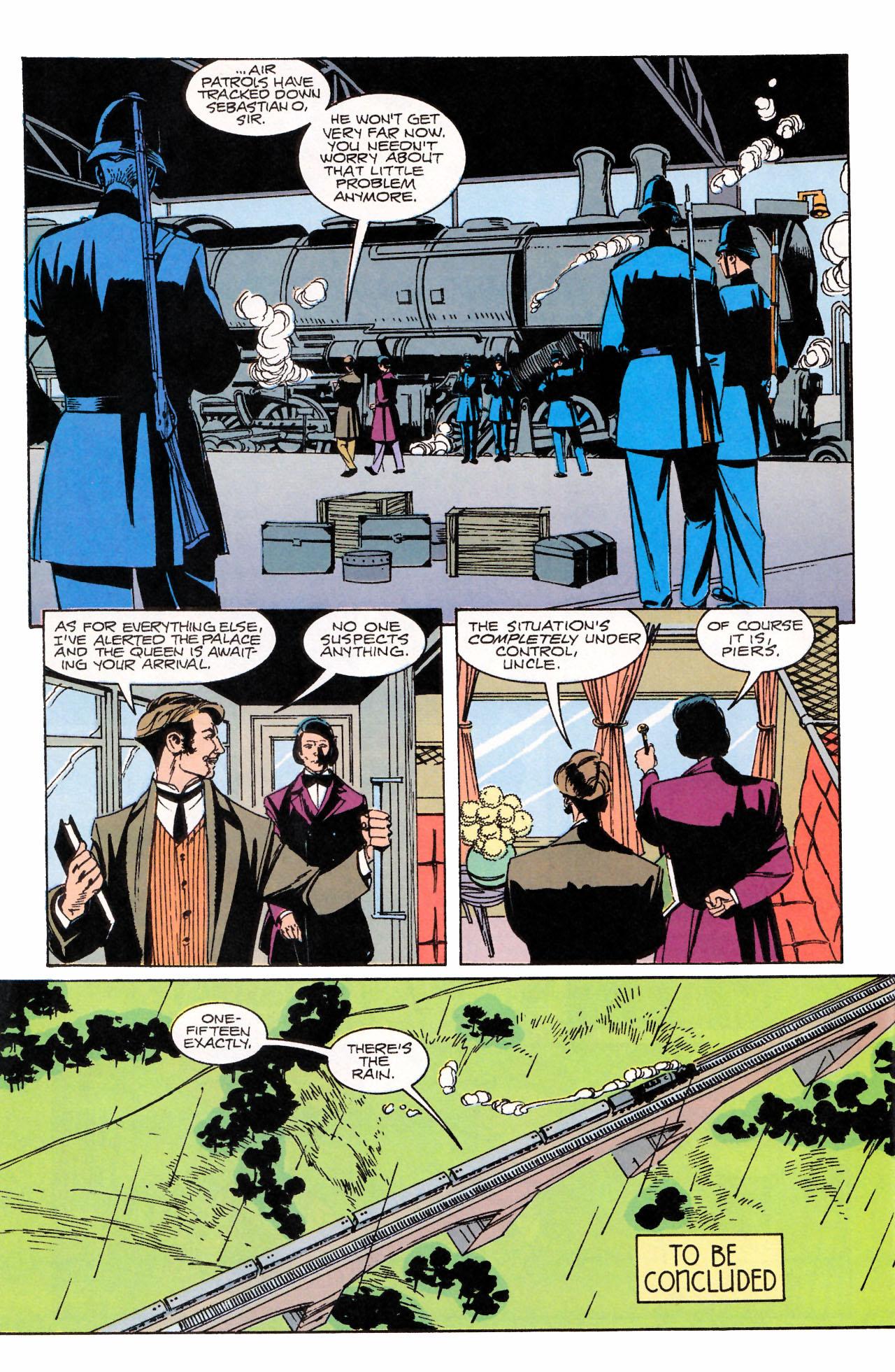 Read online Sebastian O comic -  Issue #2 - 30