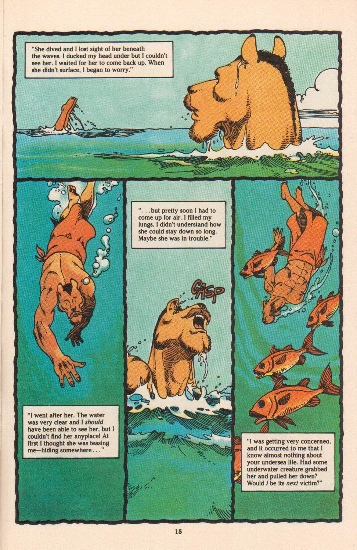 Read online Dalgoda comic -  Issue #4 - 17