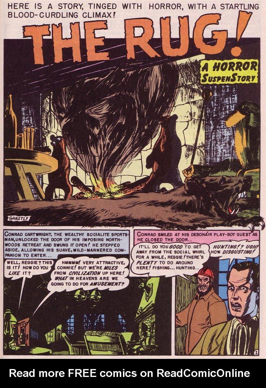 Read online Shock SuspenStories comic -  Issue #1 - 25