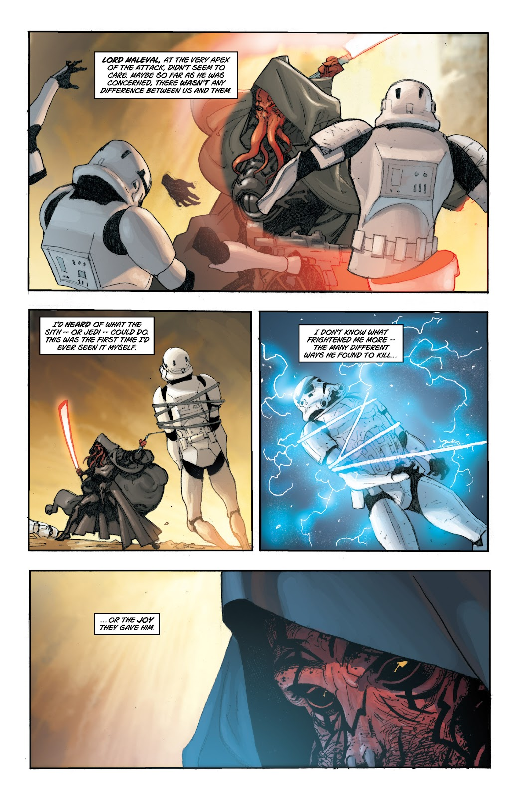 Read online Star Wars Legends: Legacy - Epic Collection comic -  Issue # TPB 1 (Part 2) - 83