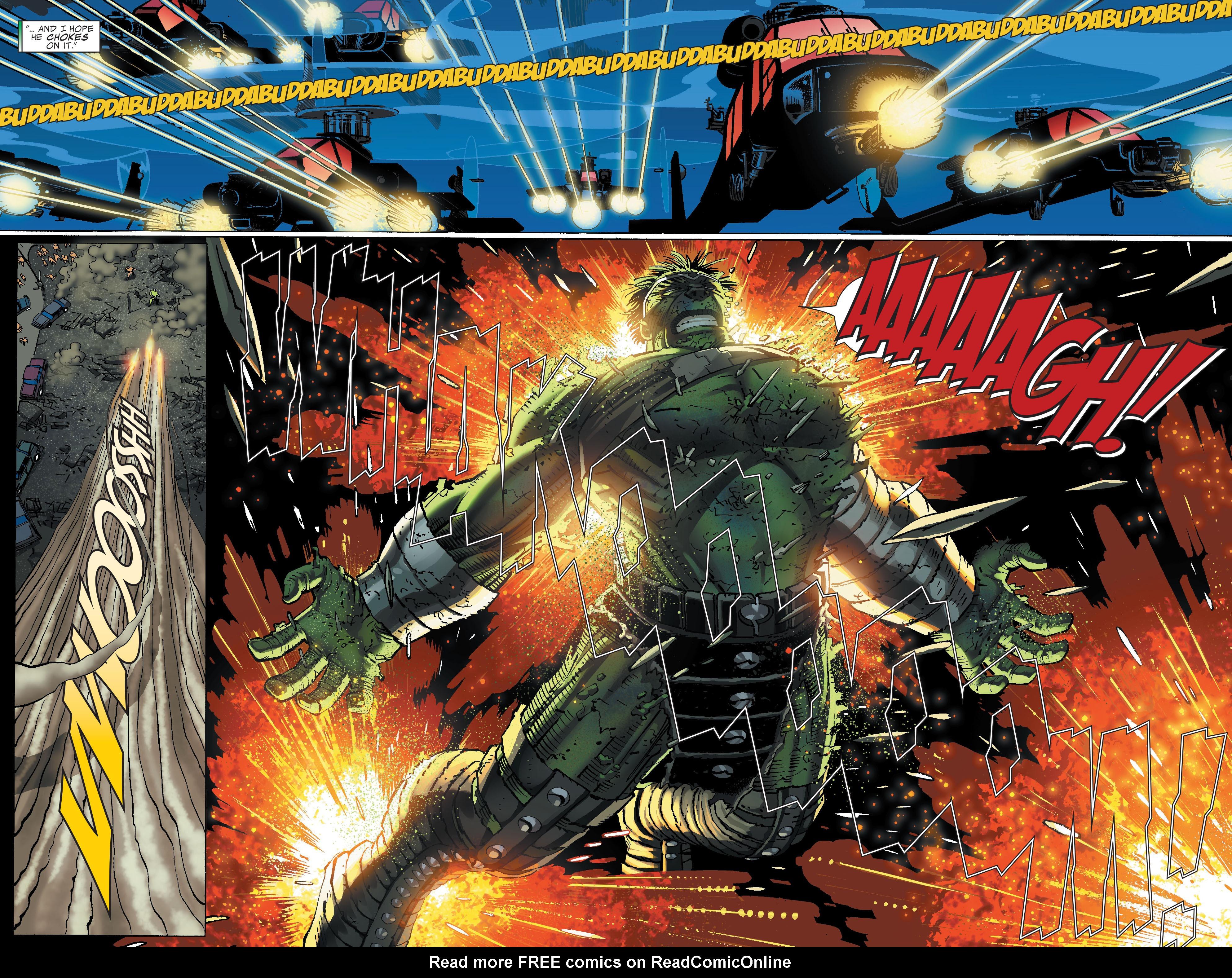 Read online World War Hulk comic -  Issue #3 - 6