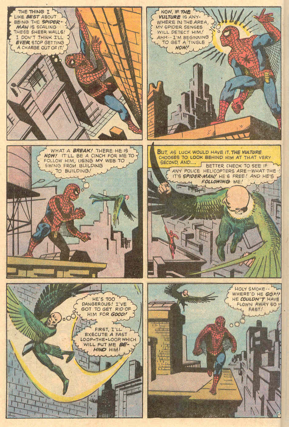 The Amazing Spider-Man (1963) _Annual_7 Page 22