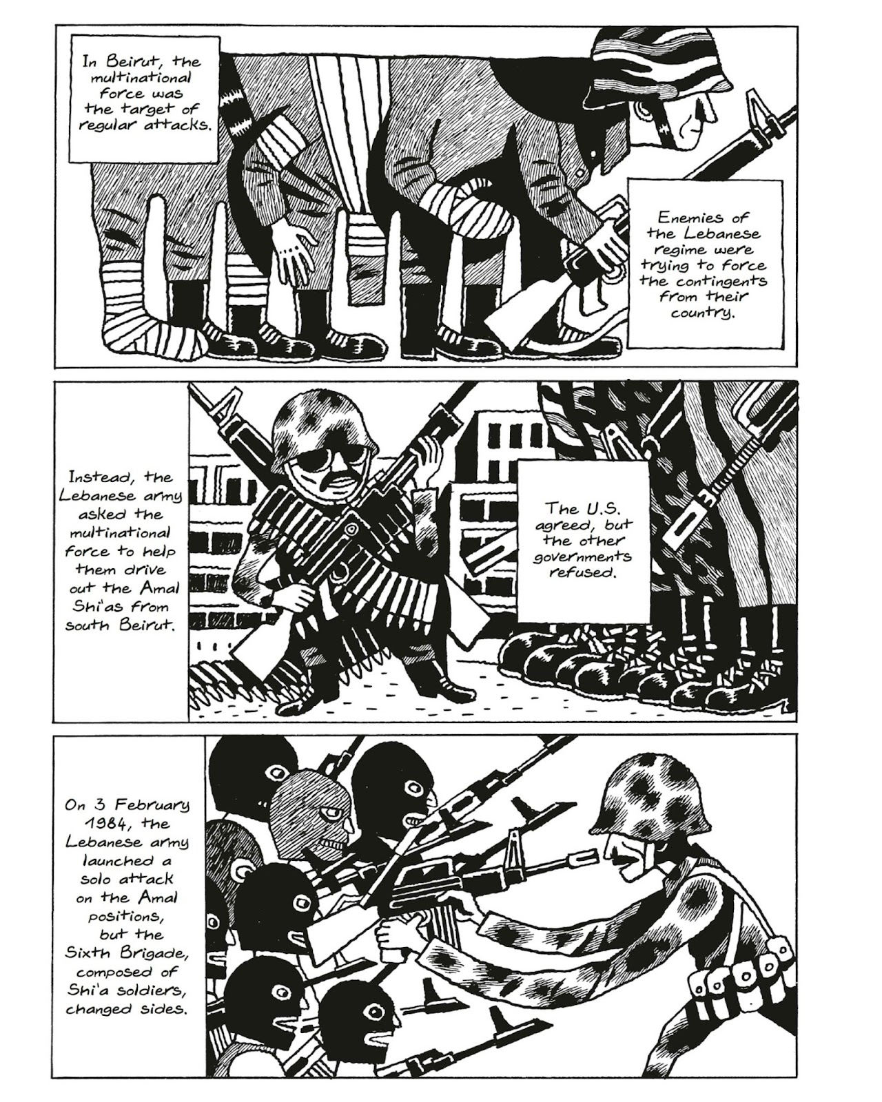 Best of Enemies: A History of US and Middle East Relations issue TPB_2 - Page 102