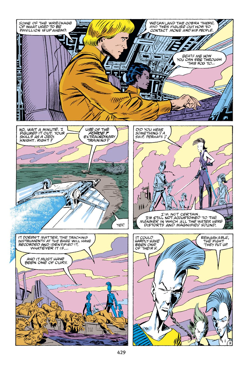 Read online Star Wars Omnibus comic -  Issue # Vol. 21.5 - 155