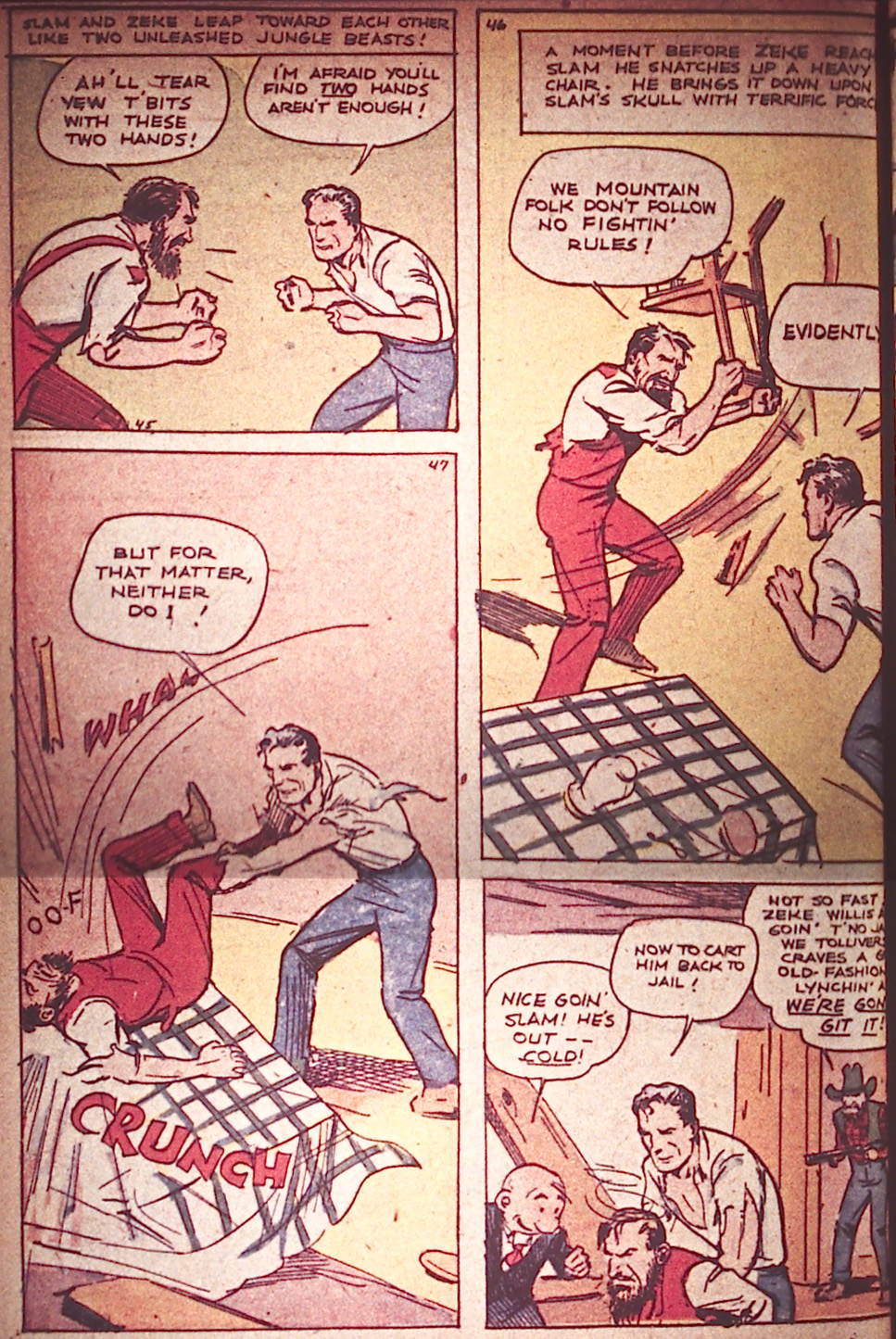 Read online Detective Comics (1937) comic -  Issue #8 - 64