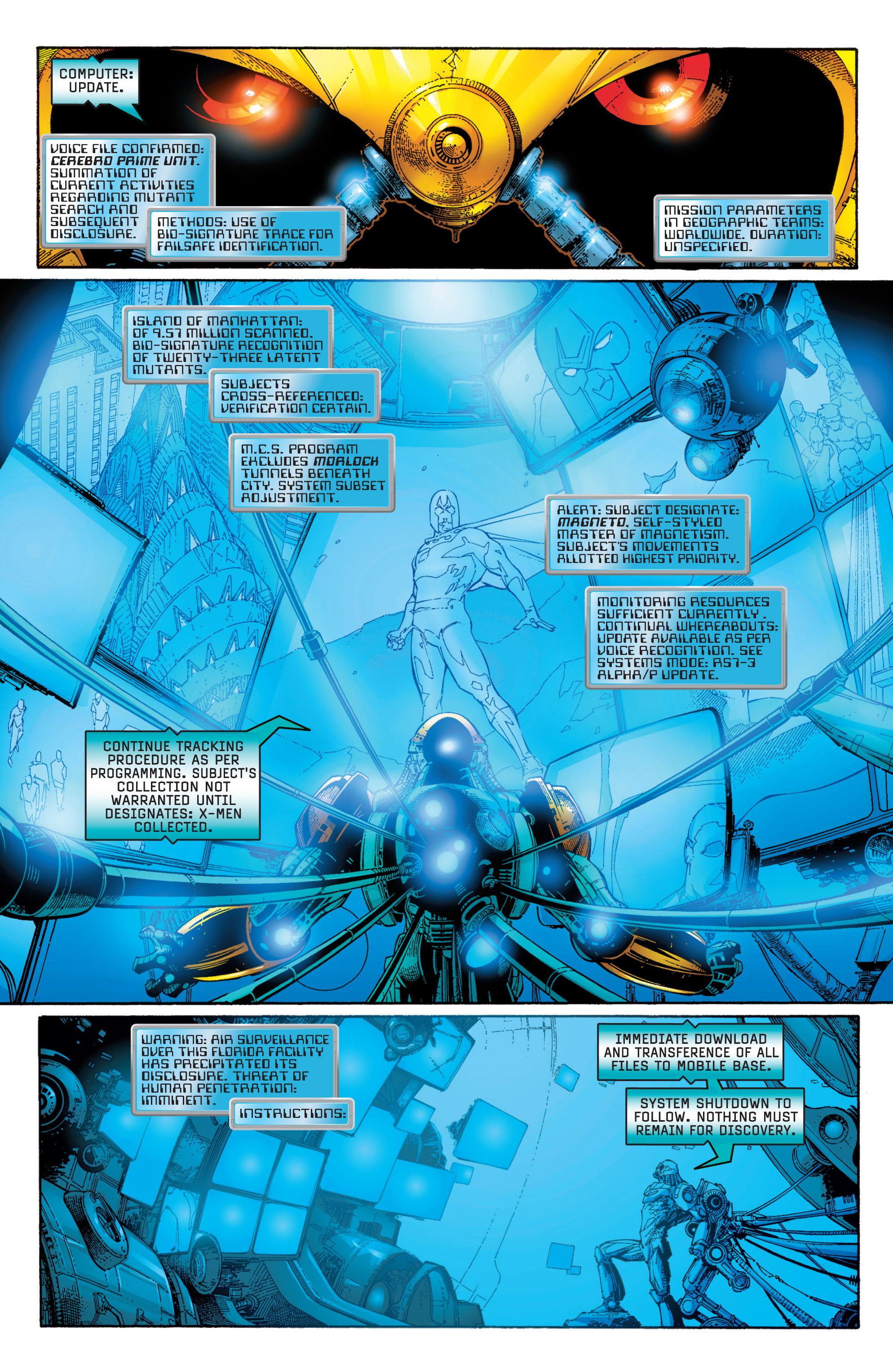 Read online Uncanny X-Men (1963) comic -  Issue #364 - 3