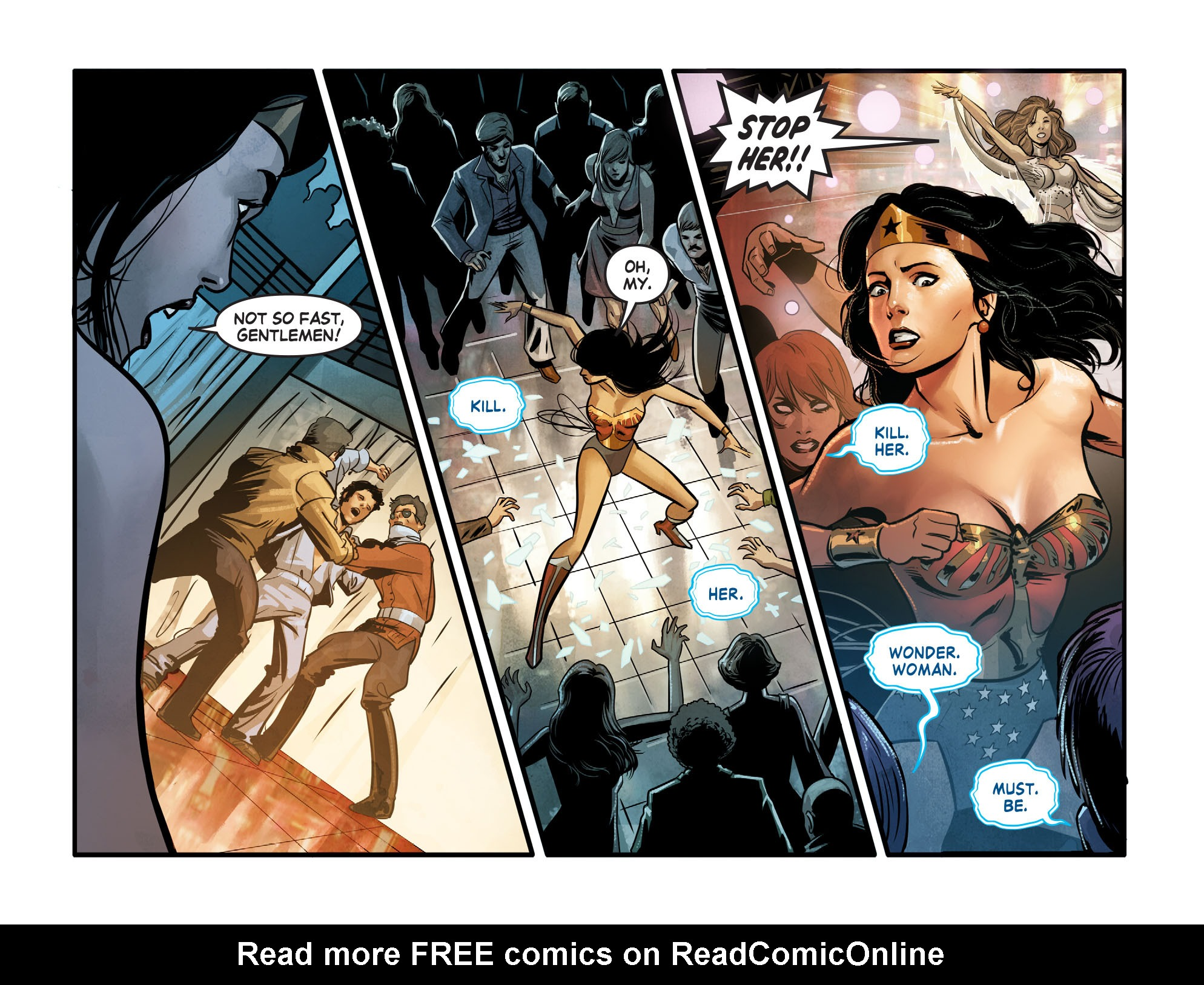 Read online Wonder Woman '77 [I] comic -  Issue #2 - 20