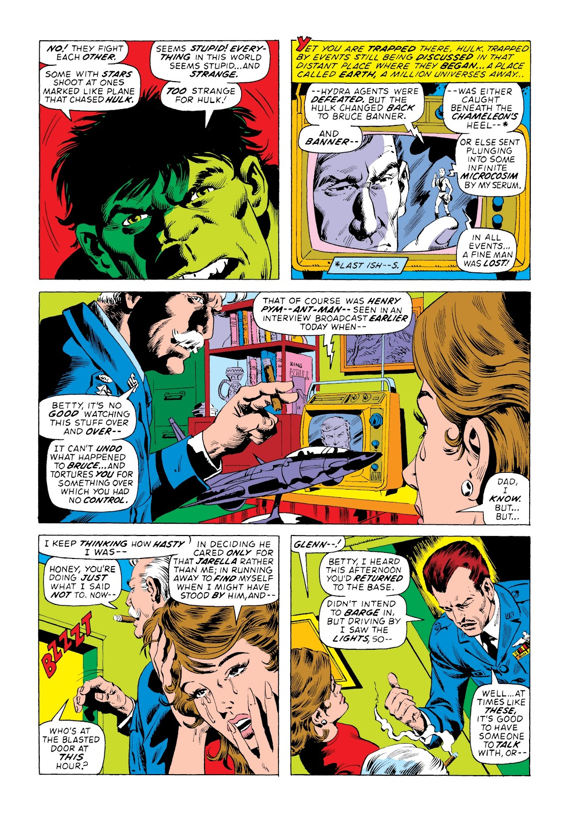Read online Marvel Masterworks: The Incredible Hulk comic -  Issue # TPB 8 (Part 3) - 47