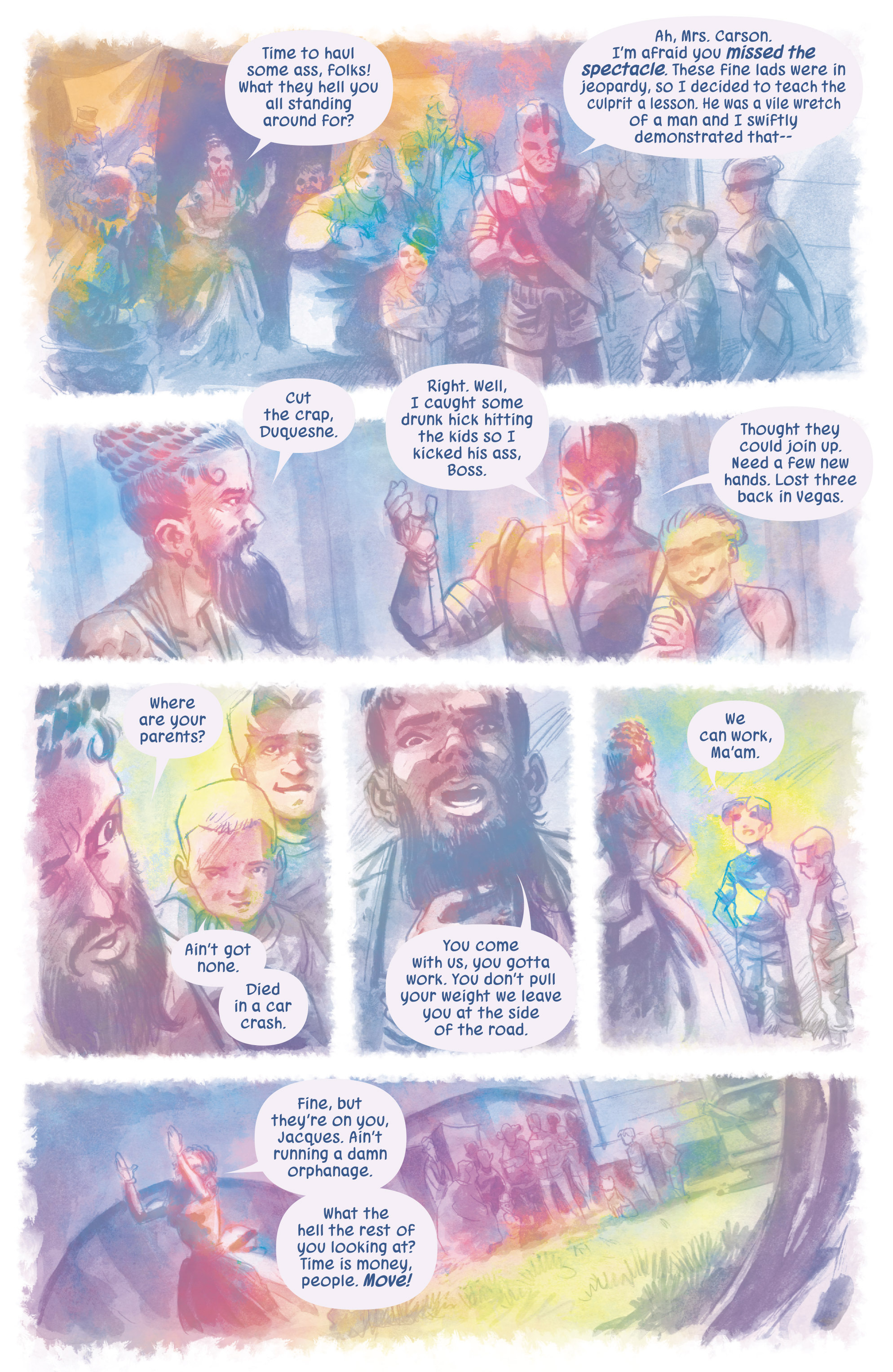 Read online All-New Hawkeye (2015) comic -  Issue #2 - 18