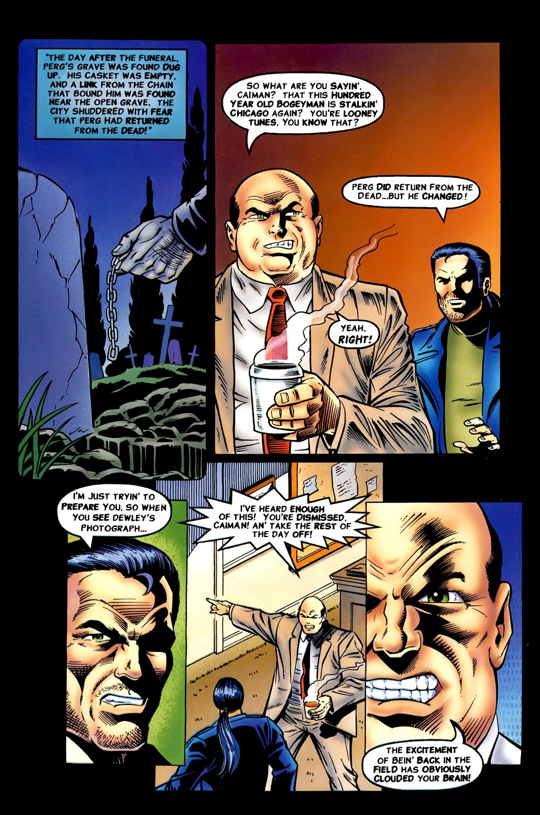Read online Perg comic -  Issue #8 - 22