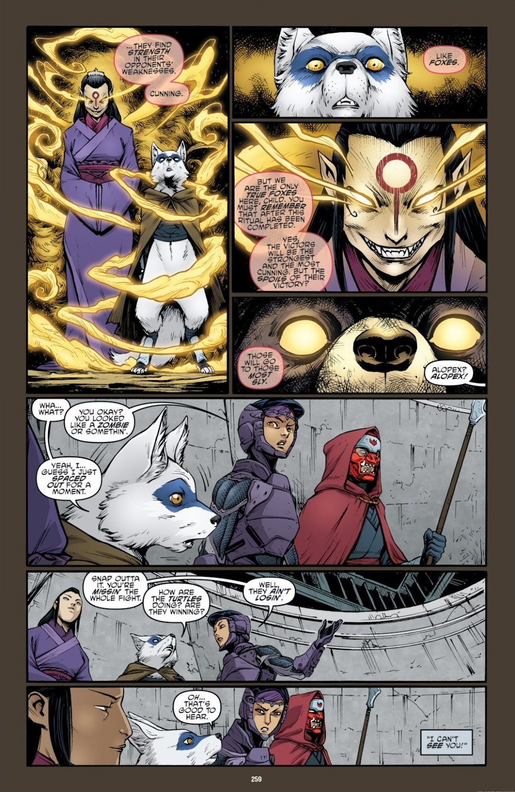 Read online Teenage Mutant Ninja Turtles: The IDW Collection comic -  Issue # TPB 6 (Part 3) - 52
