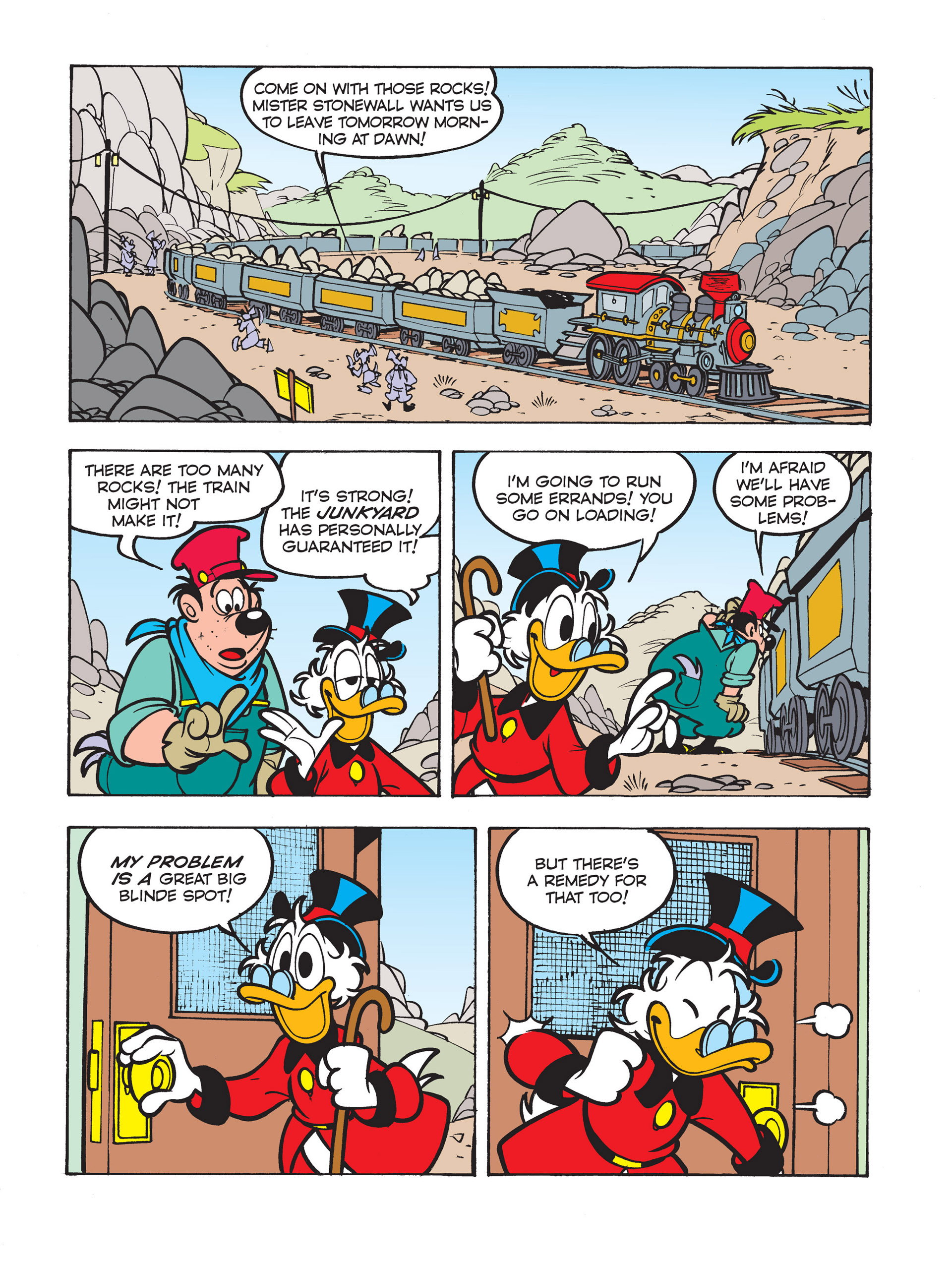 Read online All of Scrooge McDuck's Millions comic -  Issue #5 - 11