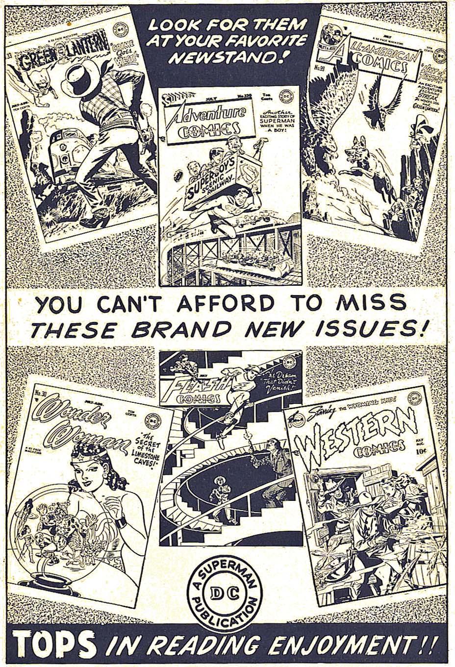 Read online Sensation (Mystery) Comics comic -  Issue #79 - 51