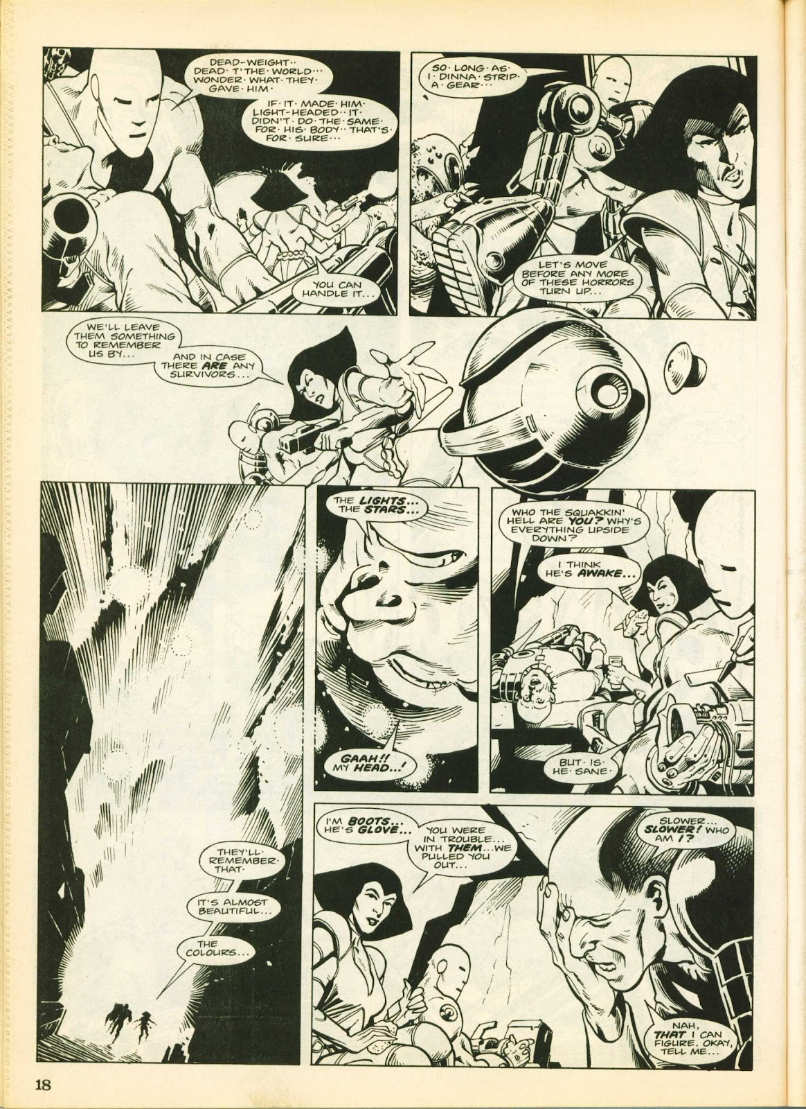 Warrior Issue #25 #26 - English 18