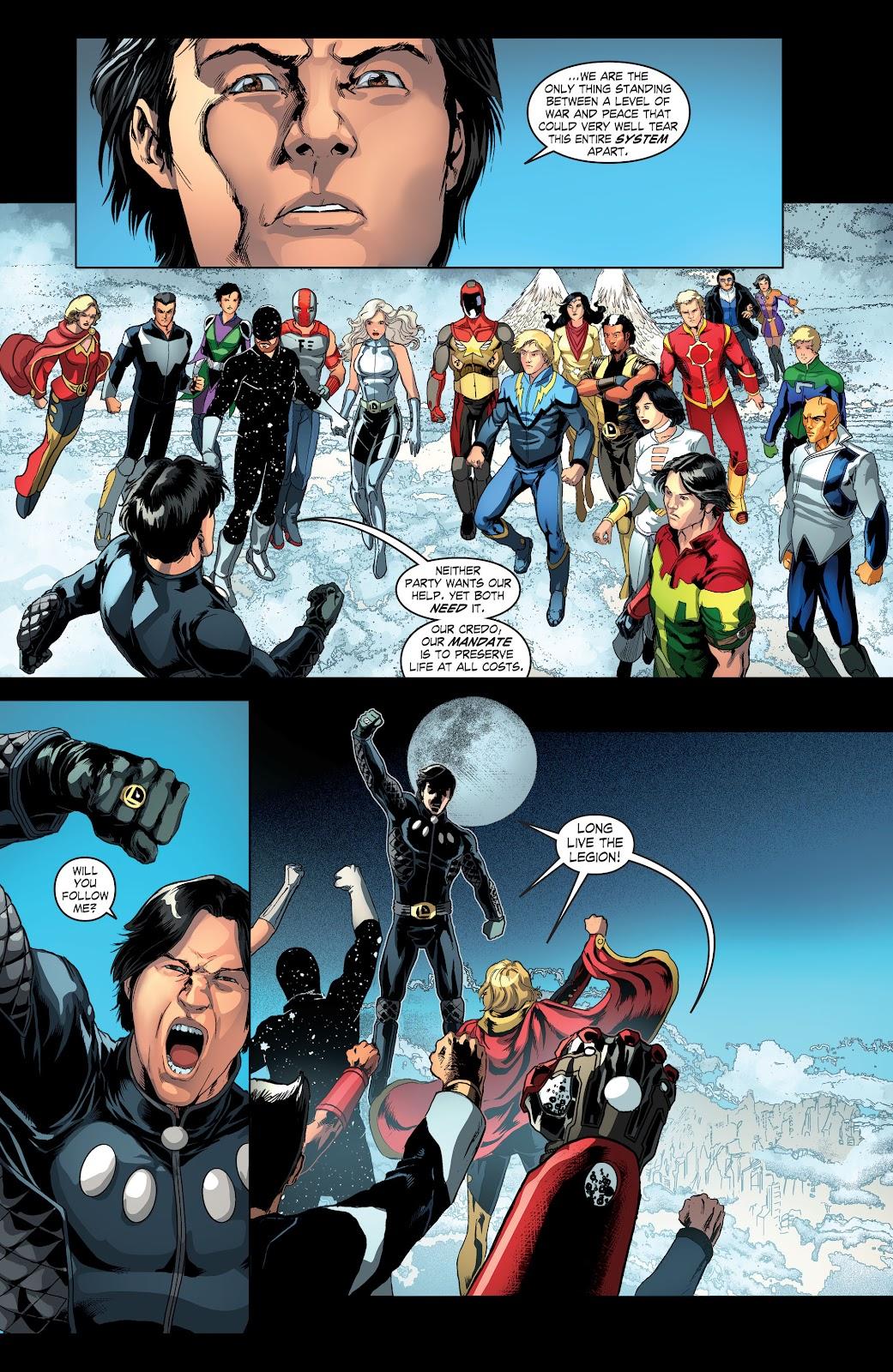 Read online Smallville Season 11 [II] comic -  Issue # TPB 4 - 73